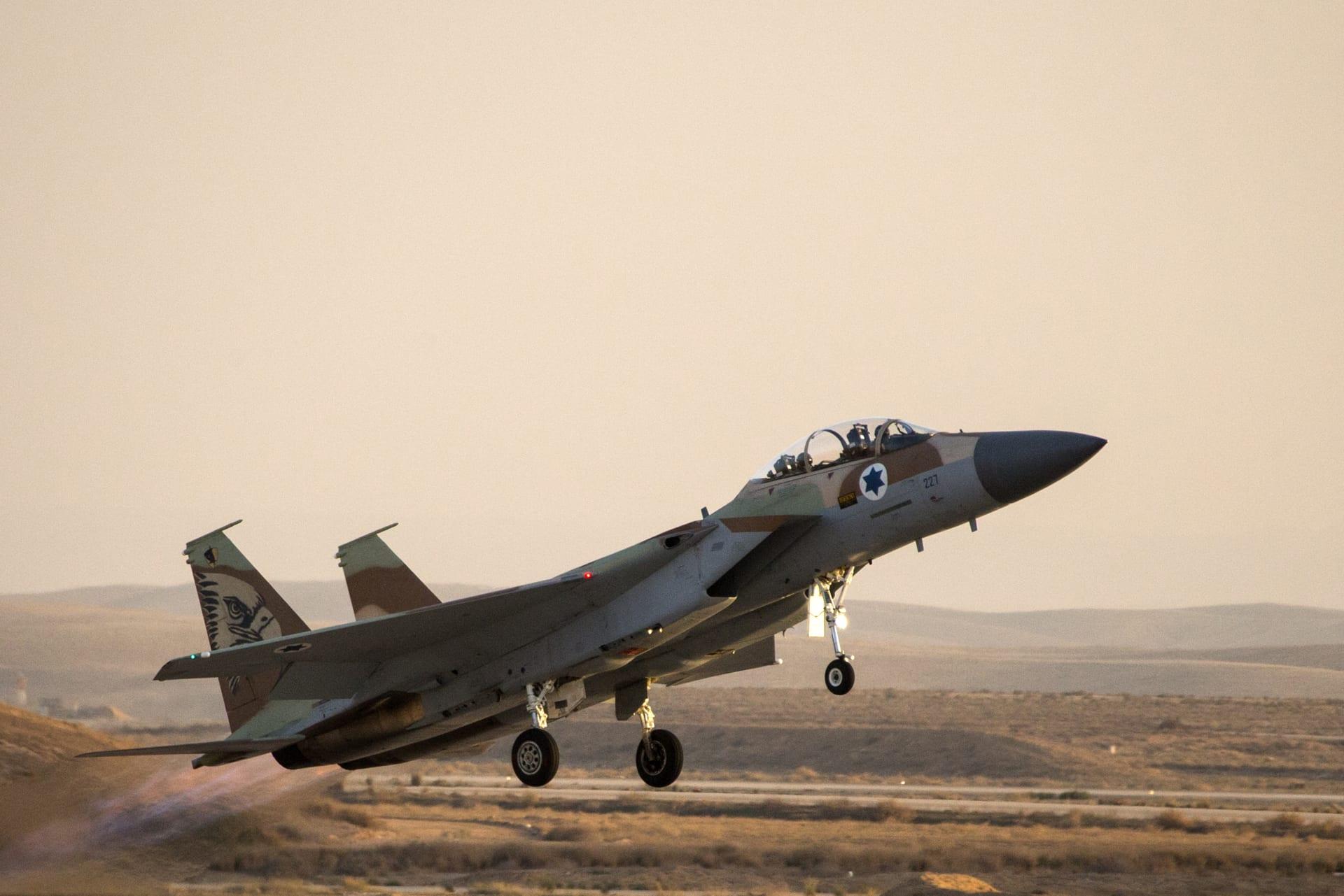 وسائل إعلام سورية: طائرات إسرائيلية تشن هجوما على موقع عسكري قرب دمشق