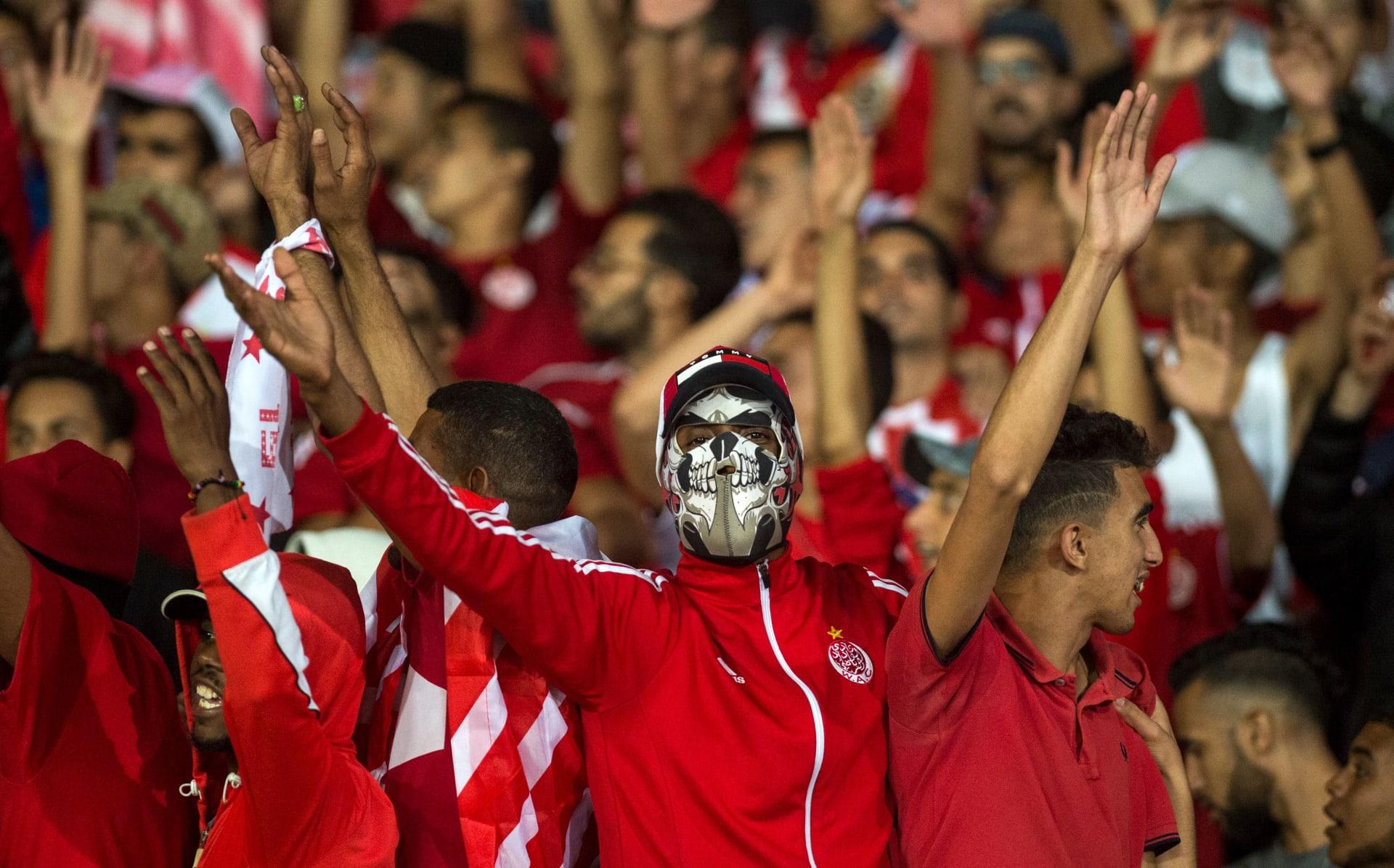 الوداد البيضاوي يصل إلى أبوظبي للمشاركة في مونديال الأندية