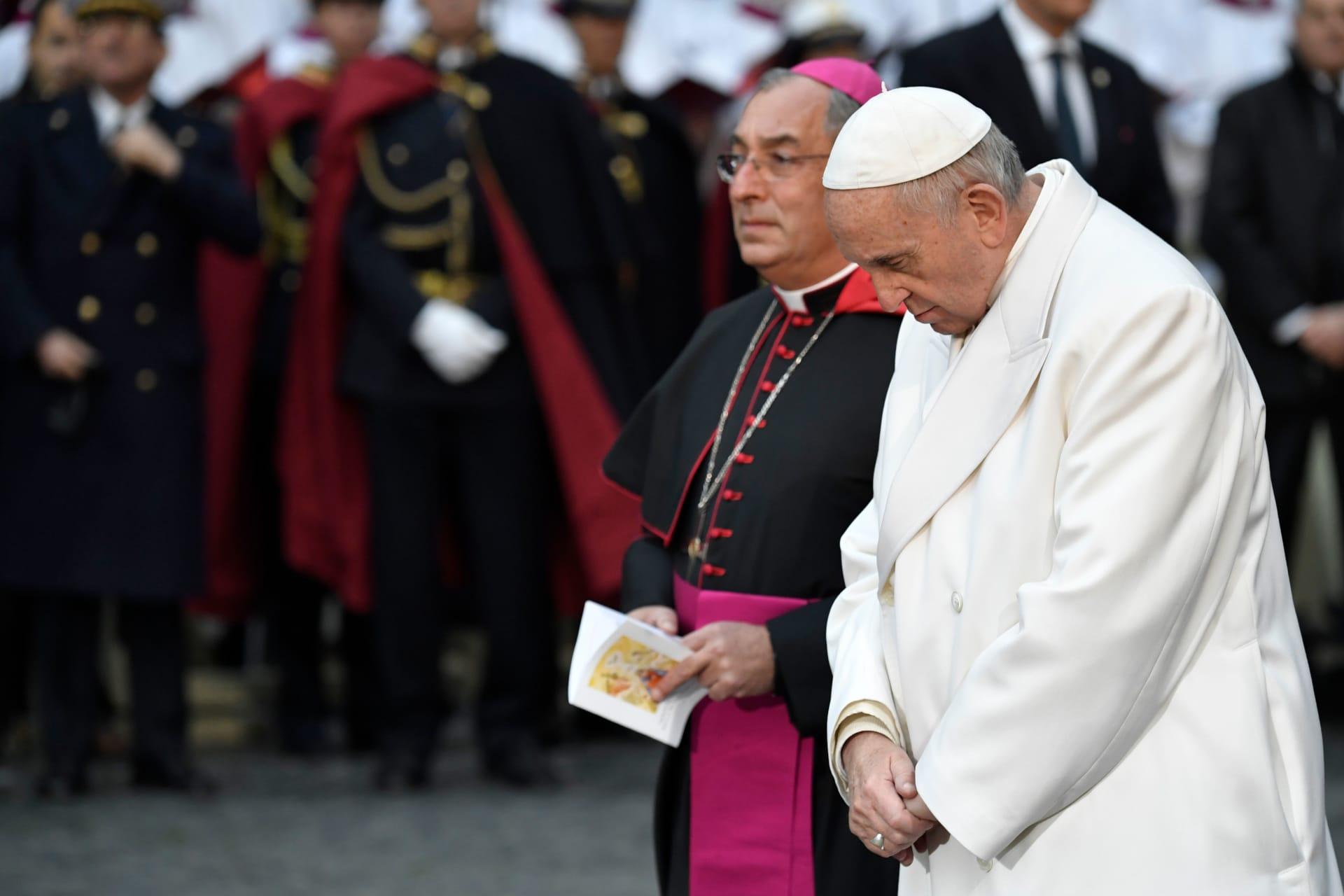 البابا يدعو للحكمة حول القدس وأصوات كنسية تطالب بمدينة مفتوحة