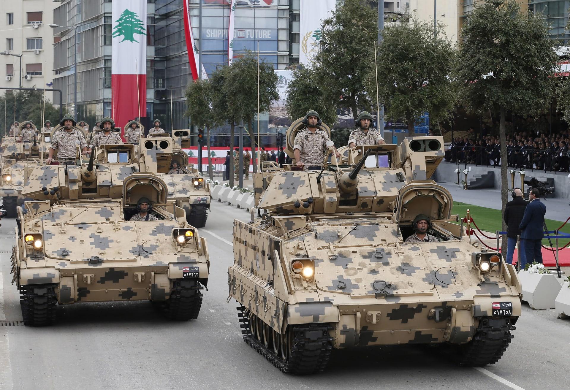 """أمريكا تقدم طائرات للجيش اللبناني لدعم """"أمن الحدود ومحاربة الإرهاب"""""""