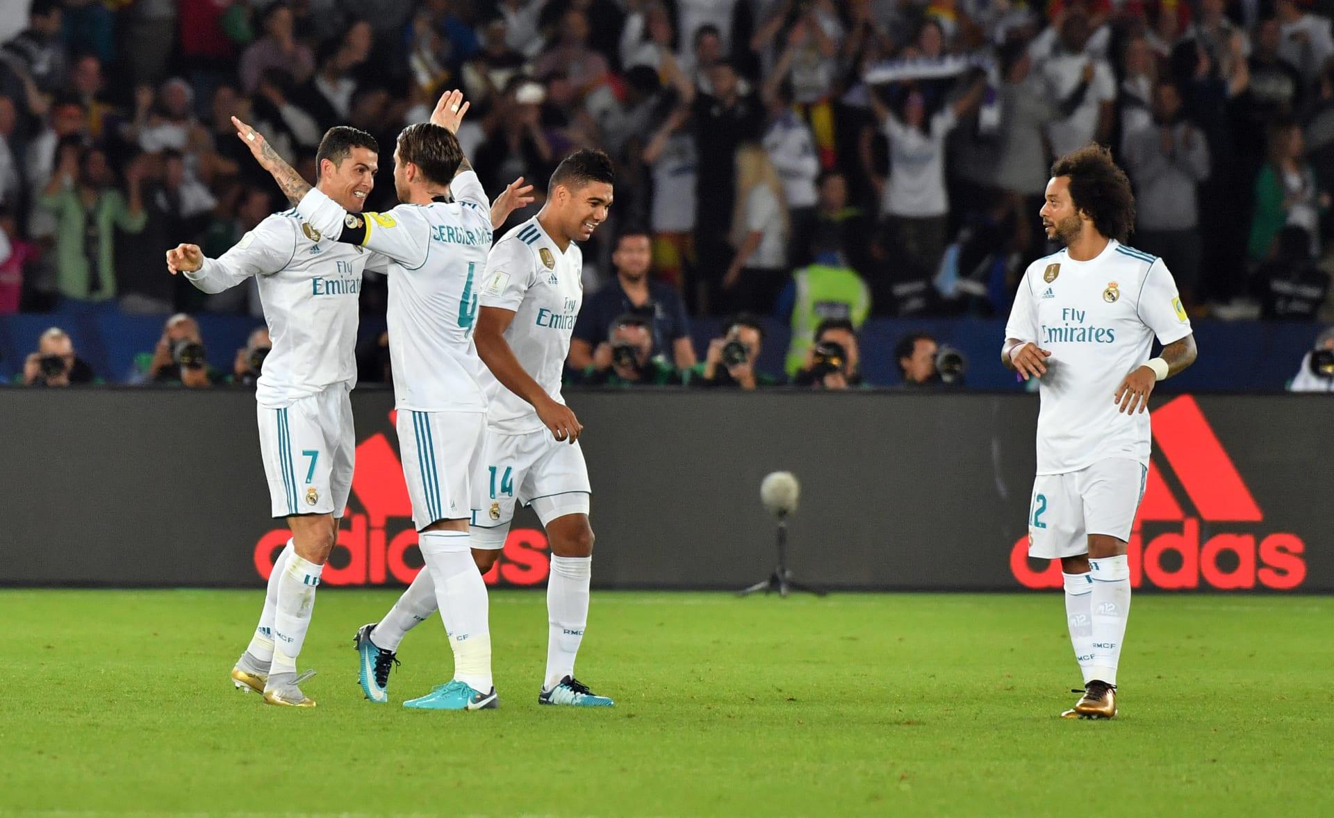 ريال مدريد بطلا لكأس العالم للأندية للمرة الثانية على التوالي