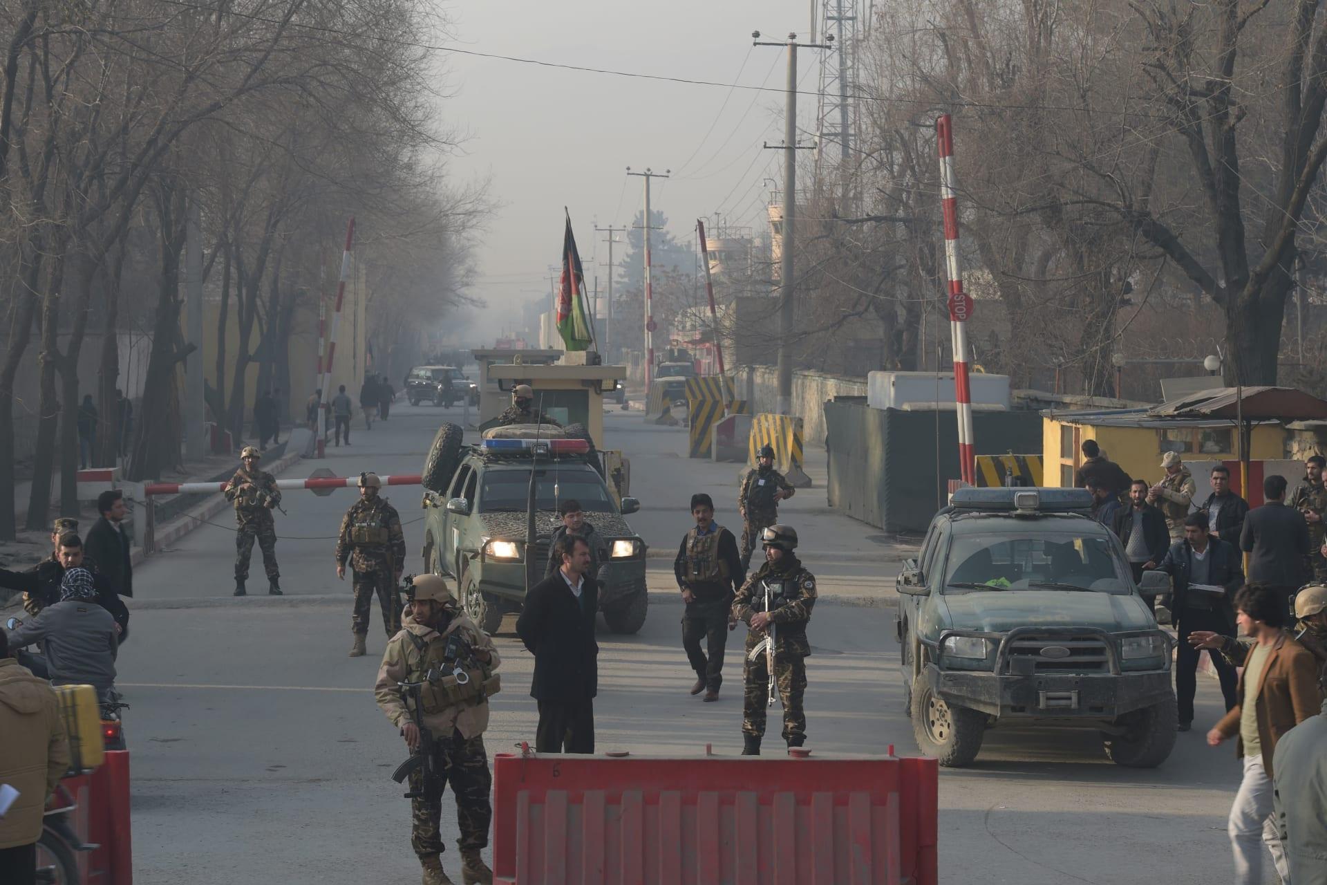 أفغانستان: تفجير انتحاري يودي بحياة ما لا يقل عن 10 أشخاص