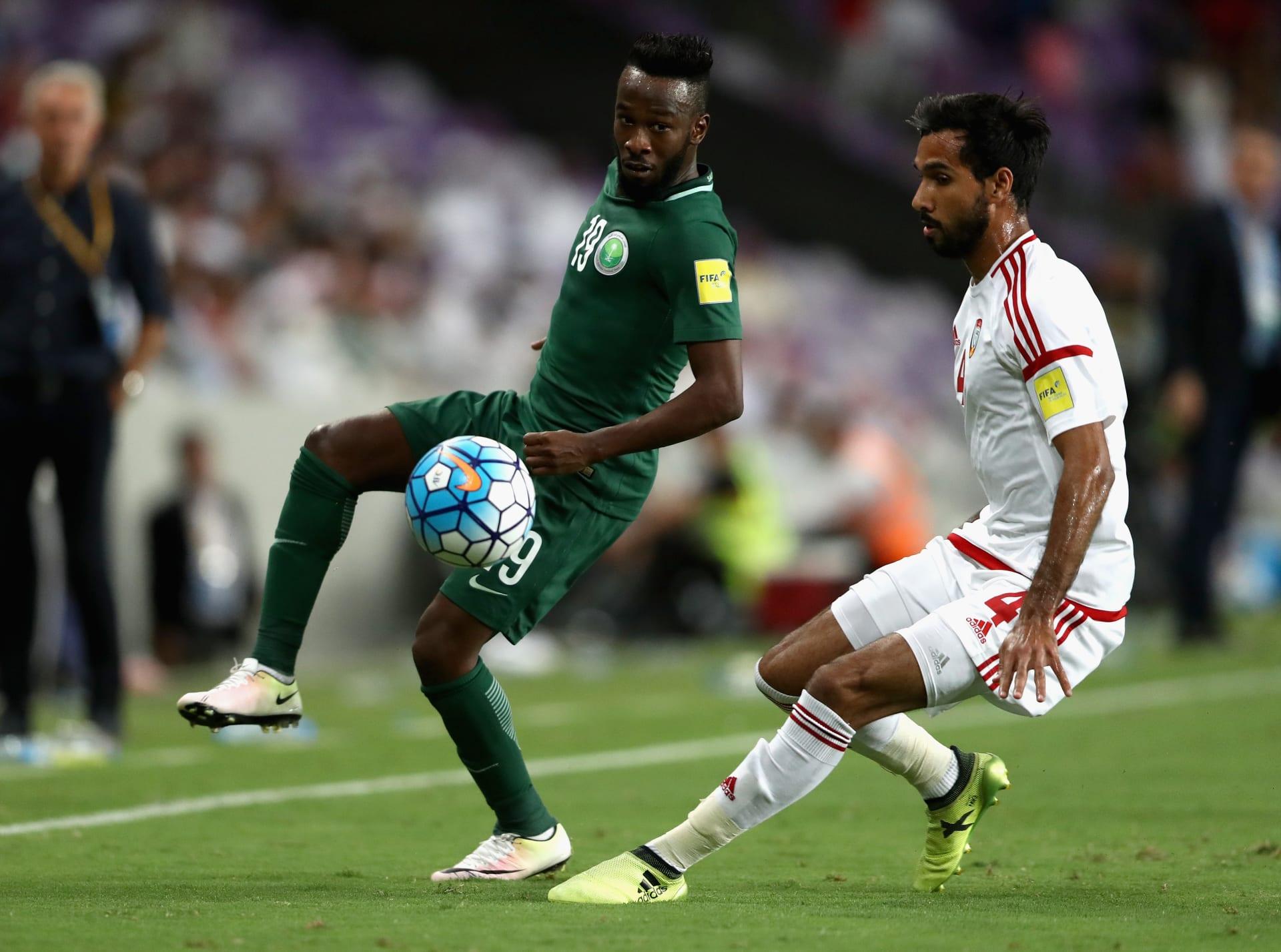 """بالأرقام.. السعودية تتفوق على الإمارات في """"لقاء الأشقاء"""""""