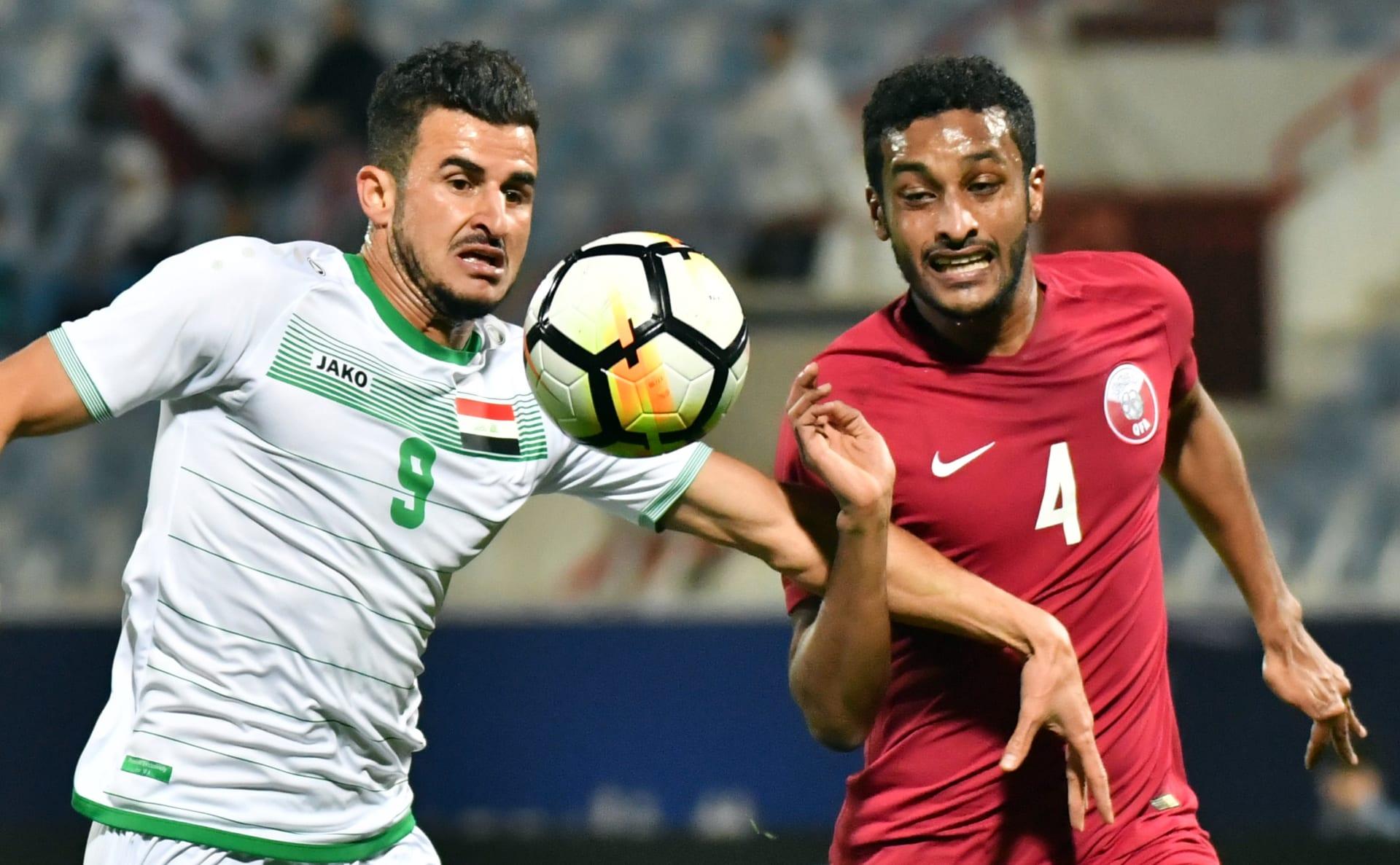 العقدة تستمر.. قطر لم تفز على العراق في كأس الخليج منذ 33 عاما