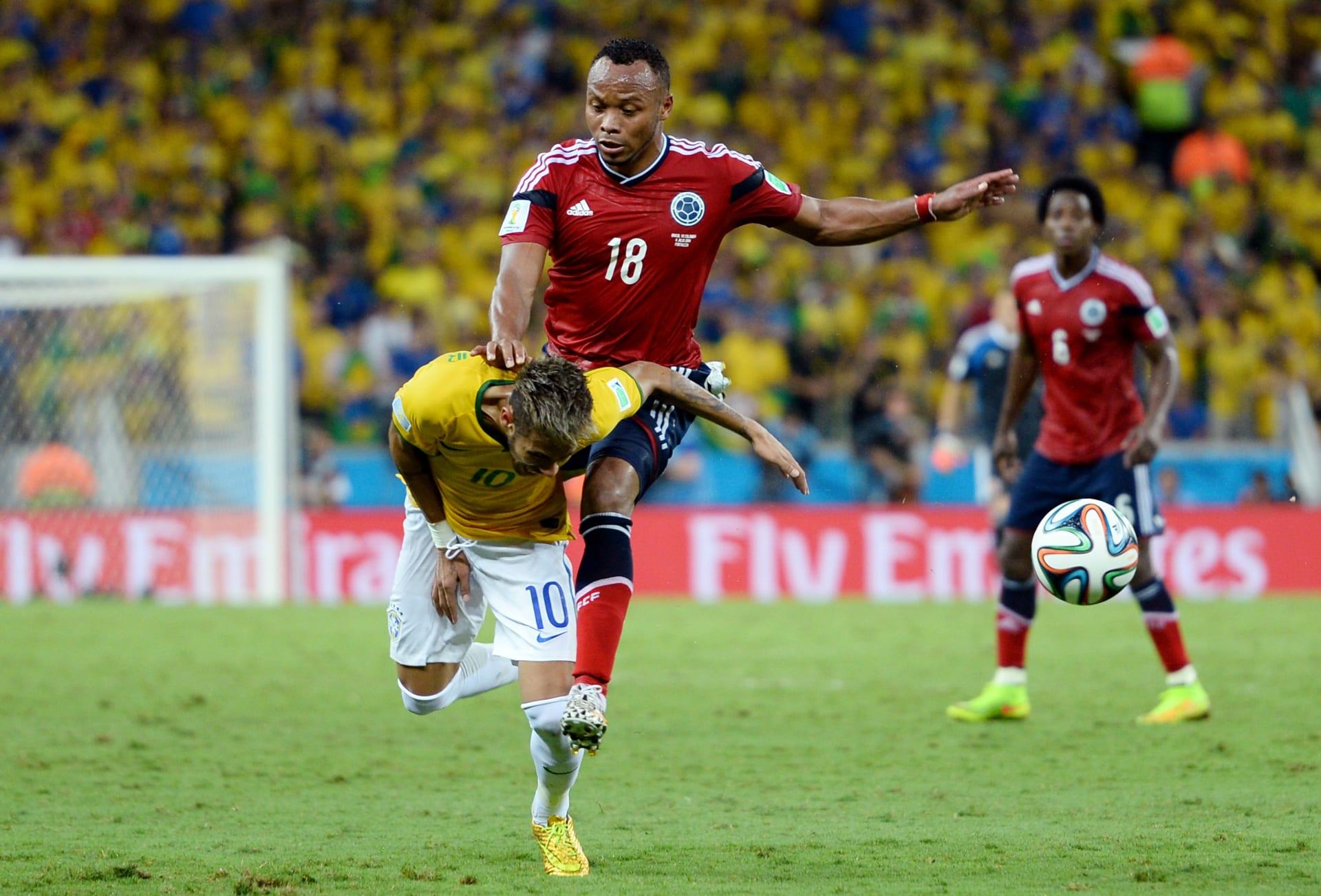 نيمار عن إصابته في كأس العالم 2014: كادت تنهي مسيرتي الكروية