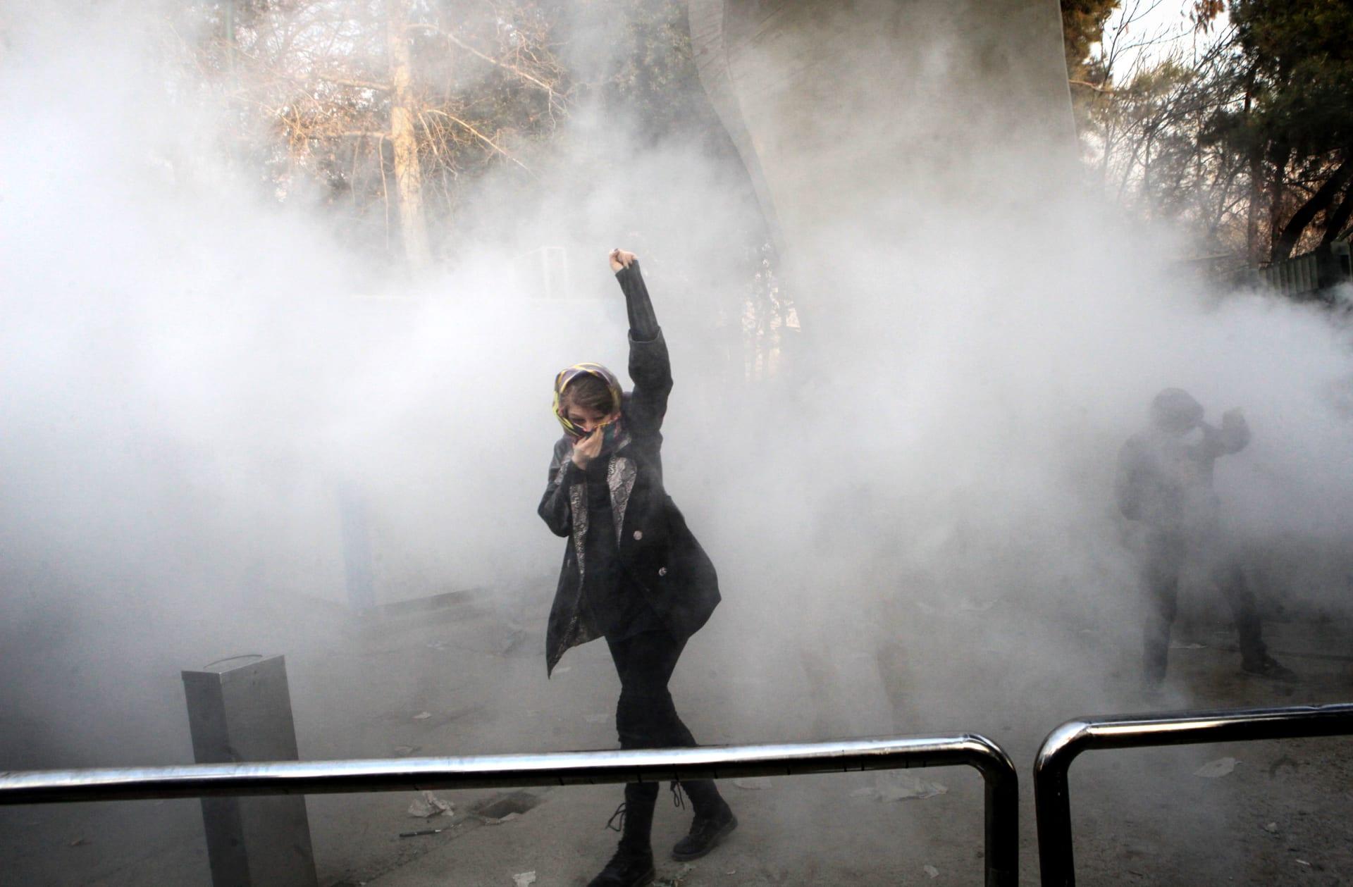 إيران: مقتل ما لا يقل عن 12 شخصاً منذ بدء الاحتجاجات
