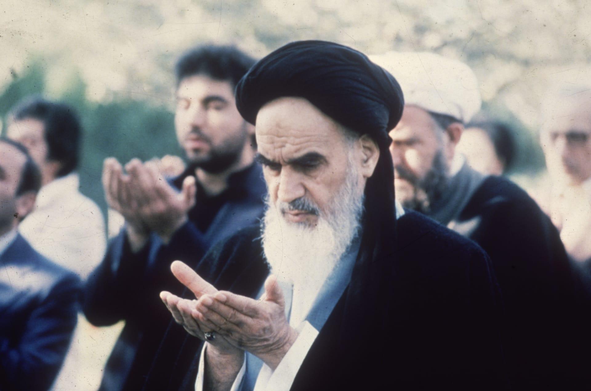 حفيد الخميني: دعم النظام الإسلامي وقائد الثورة يصب بمصلحة الشعب