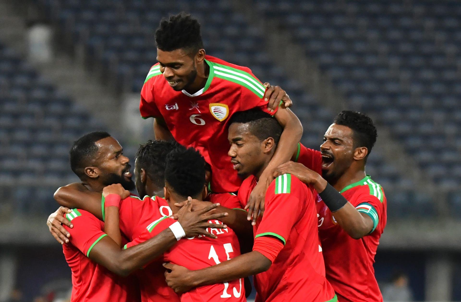 عمان في نهائي كأس الخليج للمرة الرابعة في تاريخها