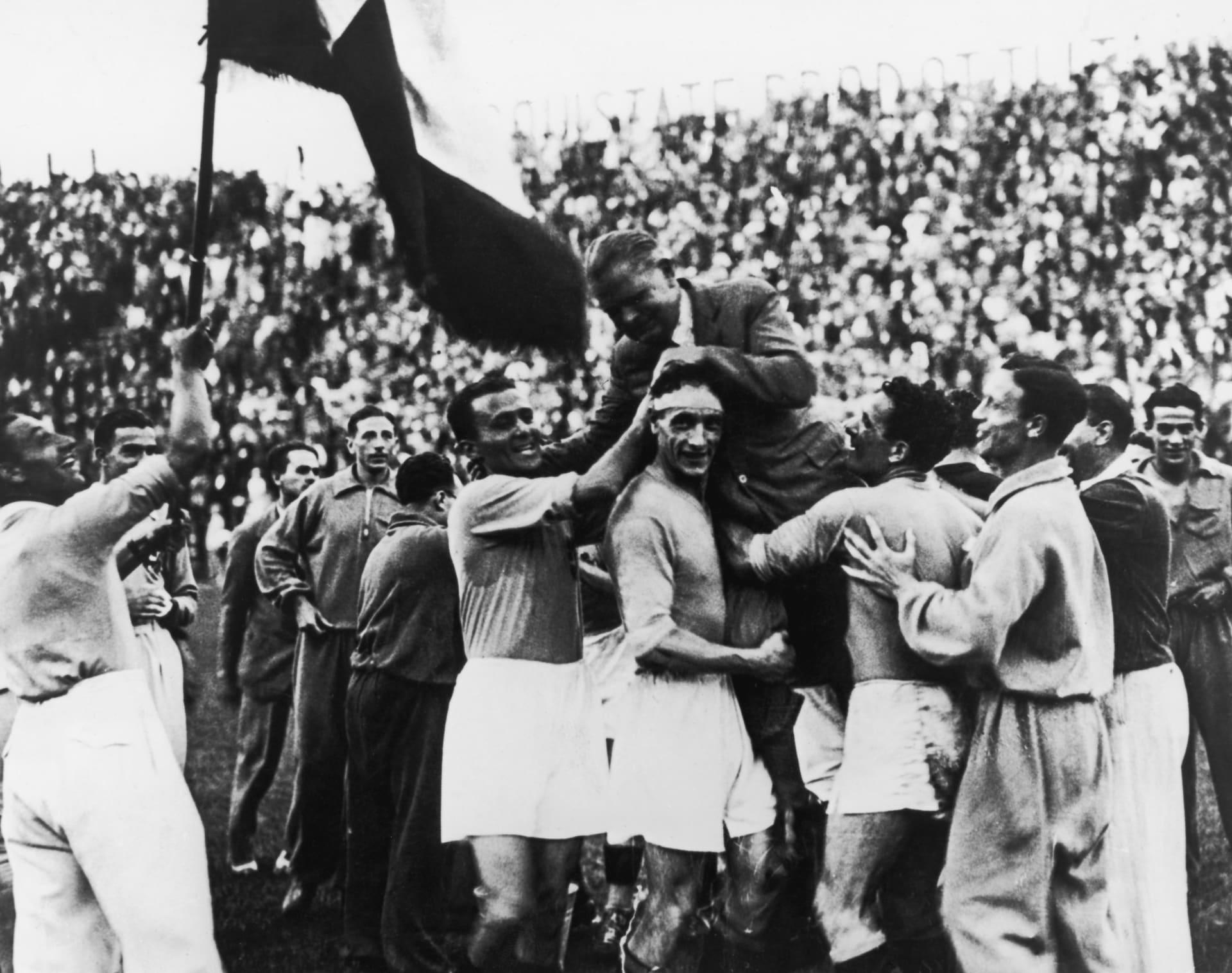 حكاية مونديال 1934.. مصر تصنع التاريخ وإيطاليا أول فريق أوروبي يتوج باللقب