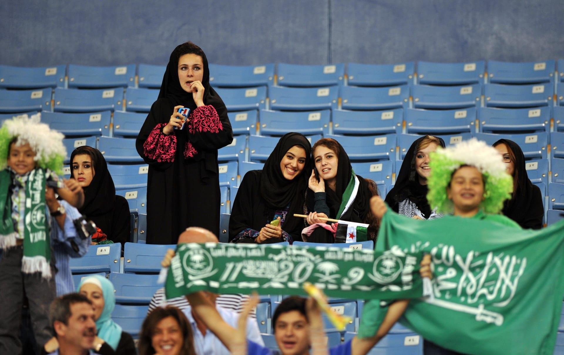 ملعب الملك عبدالله يستعد لاستقبال العائلات للمرة الأولى في تاريخ الدوري السعودي