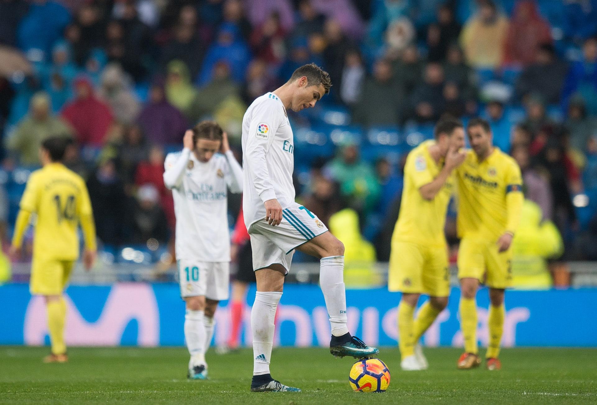 فياريال يعمق جراح ريال مدريد ويهزمه للمرة الأولى منذ 2015