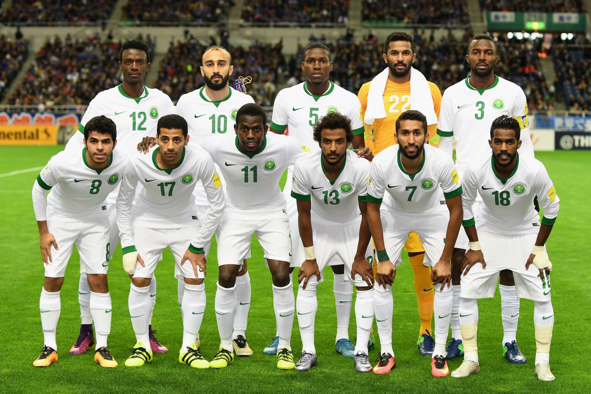 المنتخب السعودي يبدأ المرحلة الأولى من استعداداته لكأس العالم 2018
