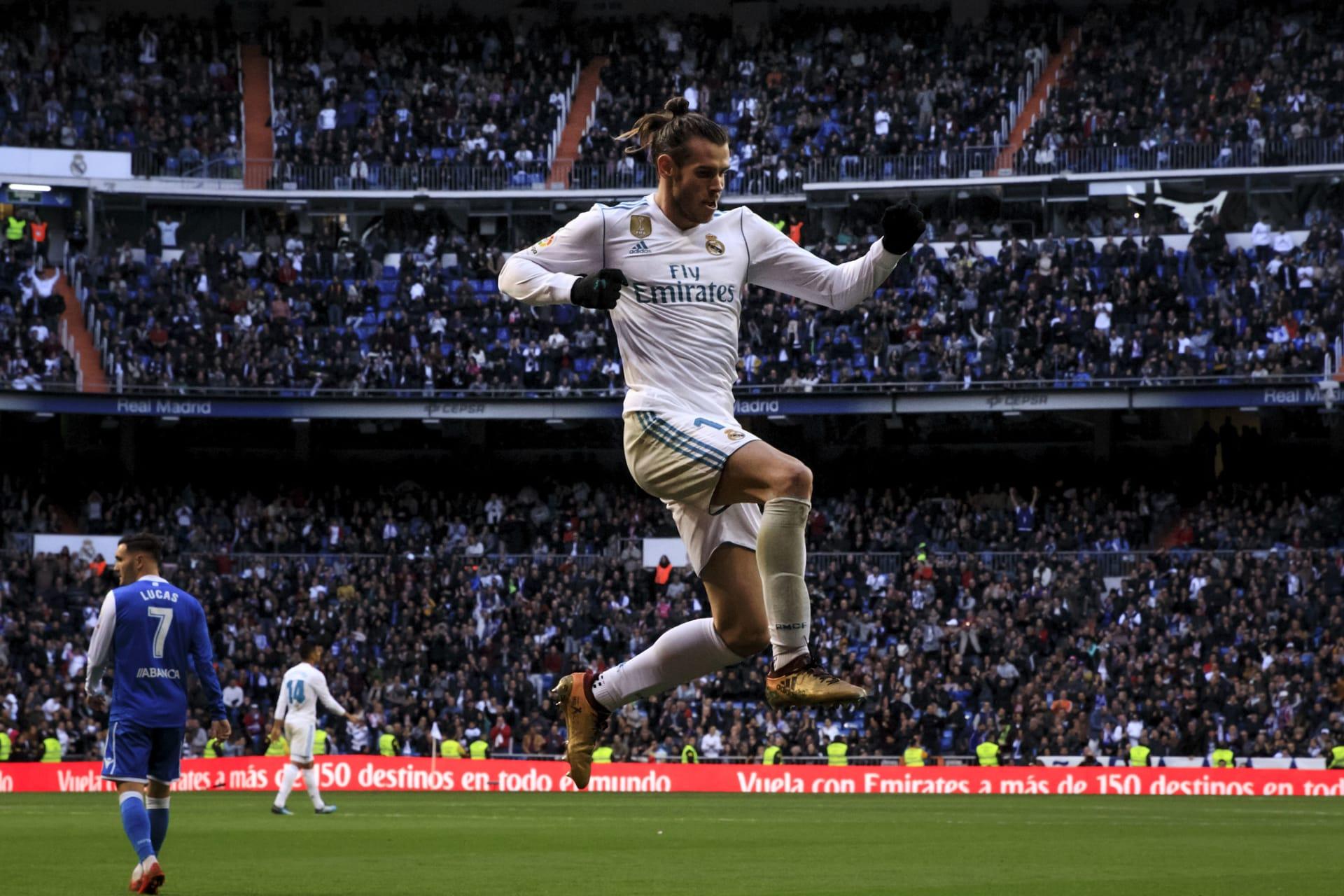 ريال مدريد ينتفض ويحقق أكبر فوز له خلال الموسم الحالي