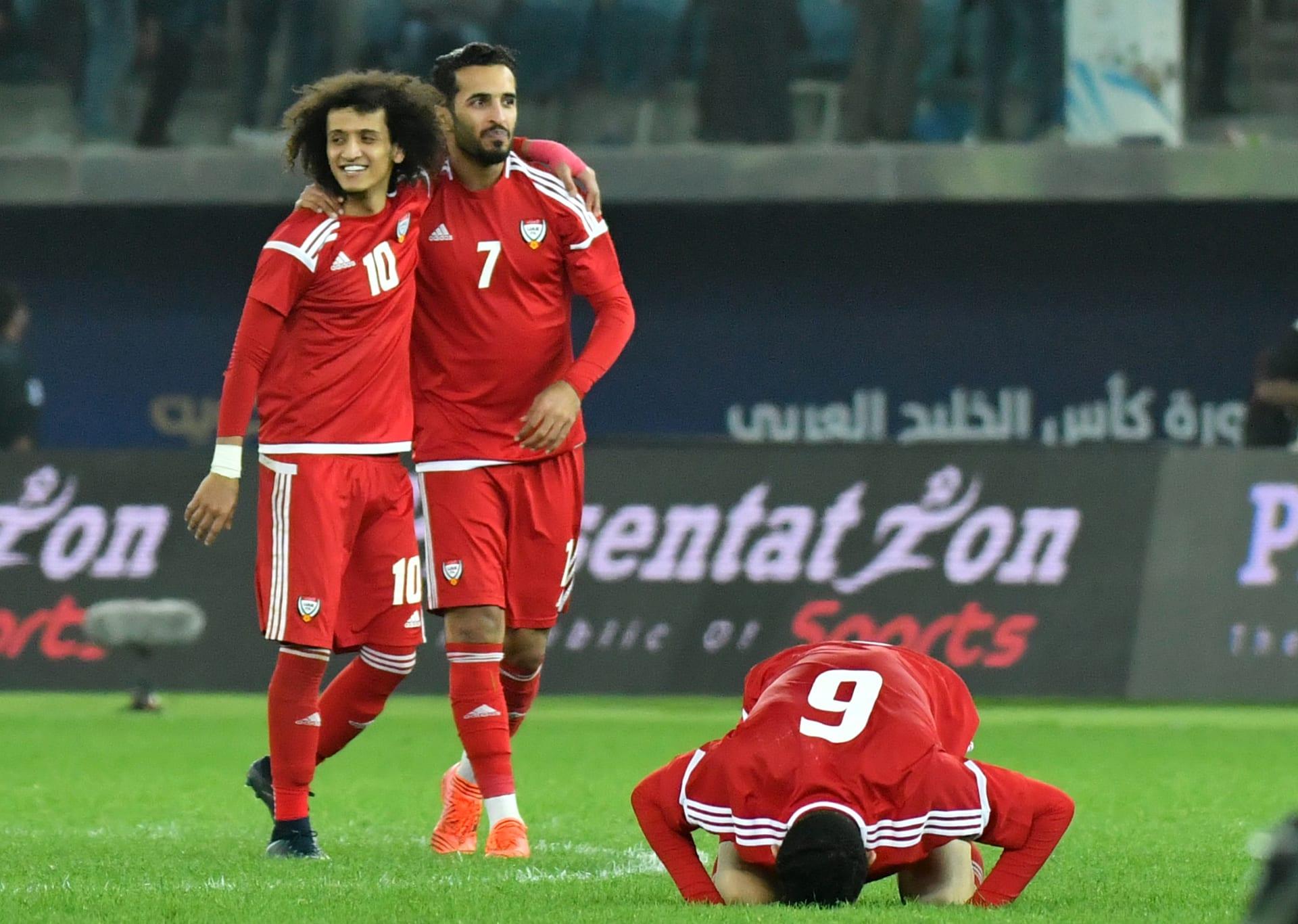 عمر عبد الرحمن مدافعا عن نفسه بعد إحالته إلى لجنة الانضباط: لم نخالف القيم الإماراتية
