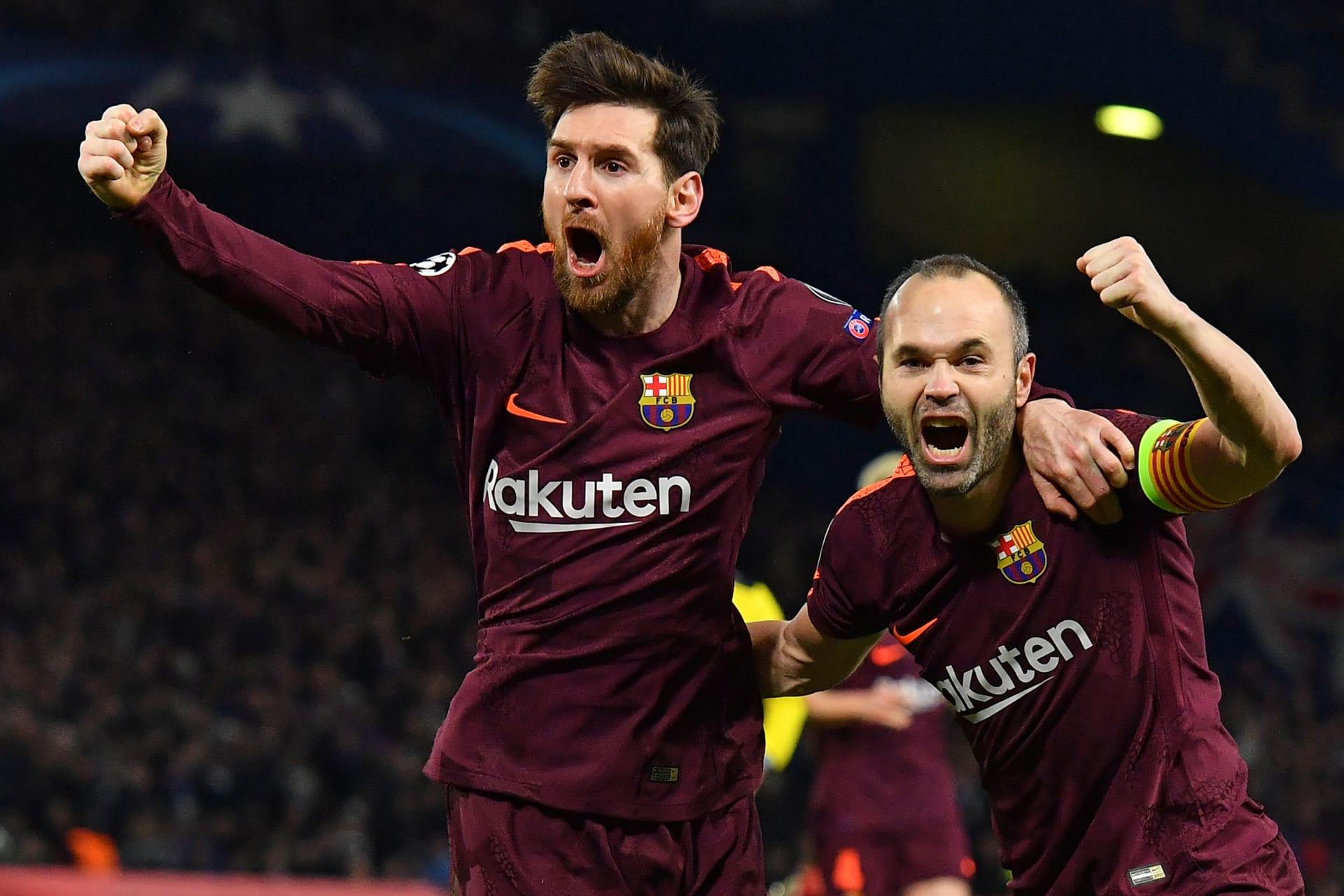ميسي يكسر العقدة ويقود برشلونة لخطف تعادل ثمين من تشيلسي