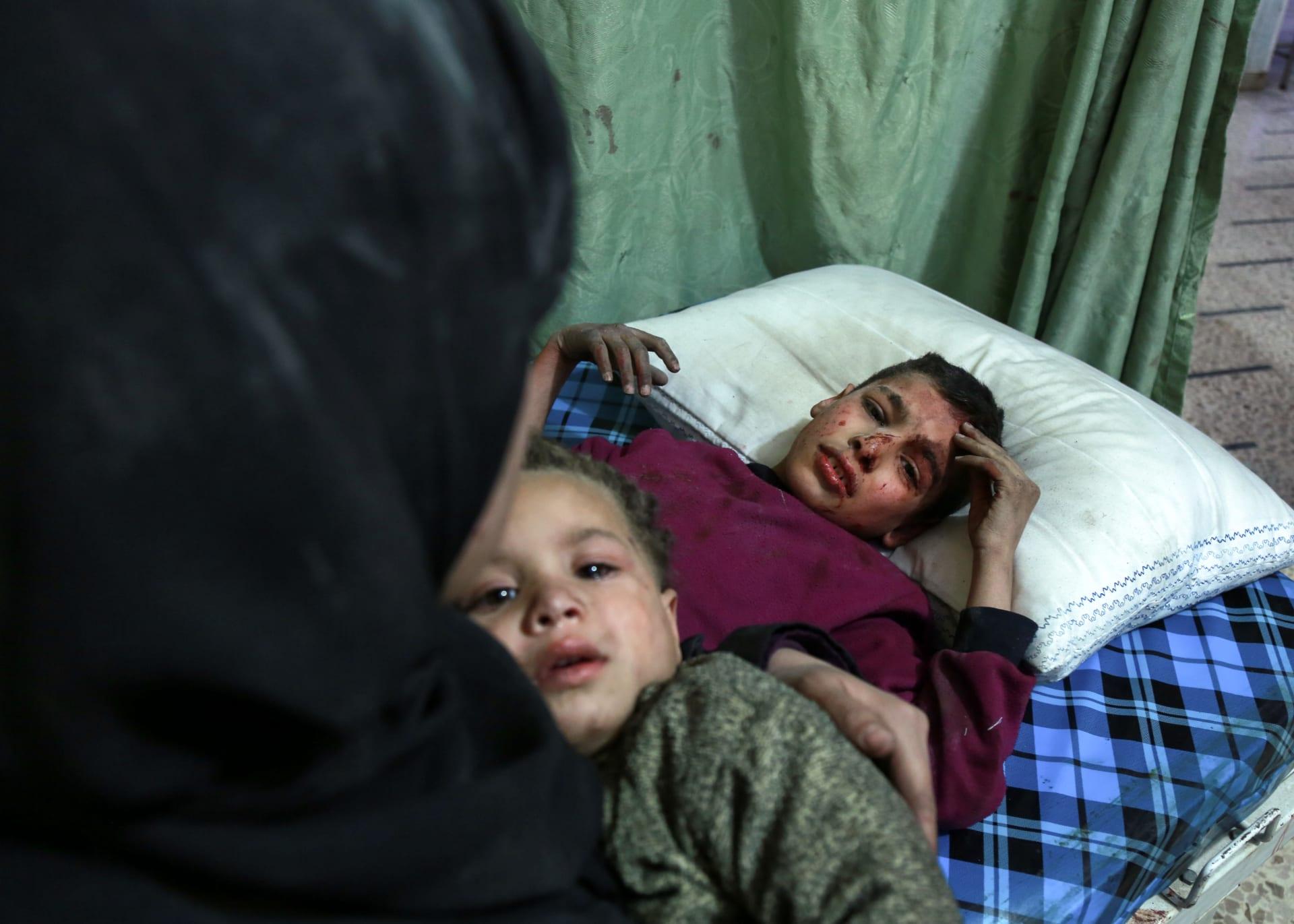 قائد الأركان الإيراني: الهجوم على جبهة النصرة في الغوطة مستمر