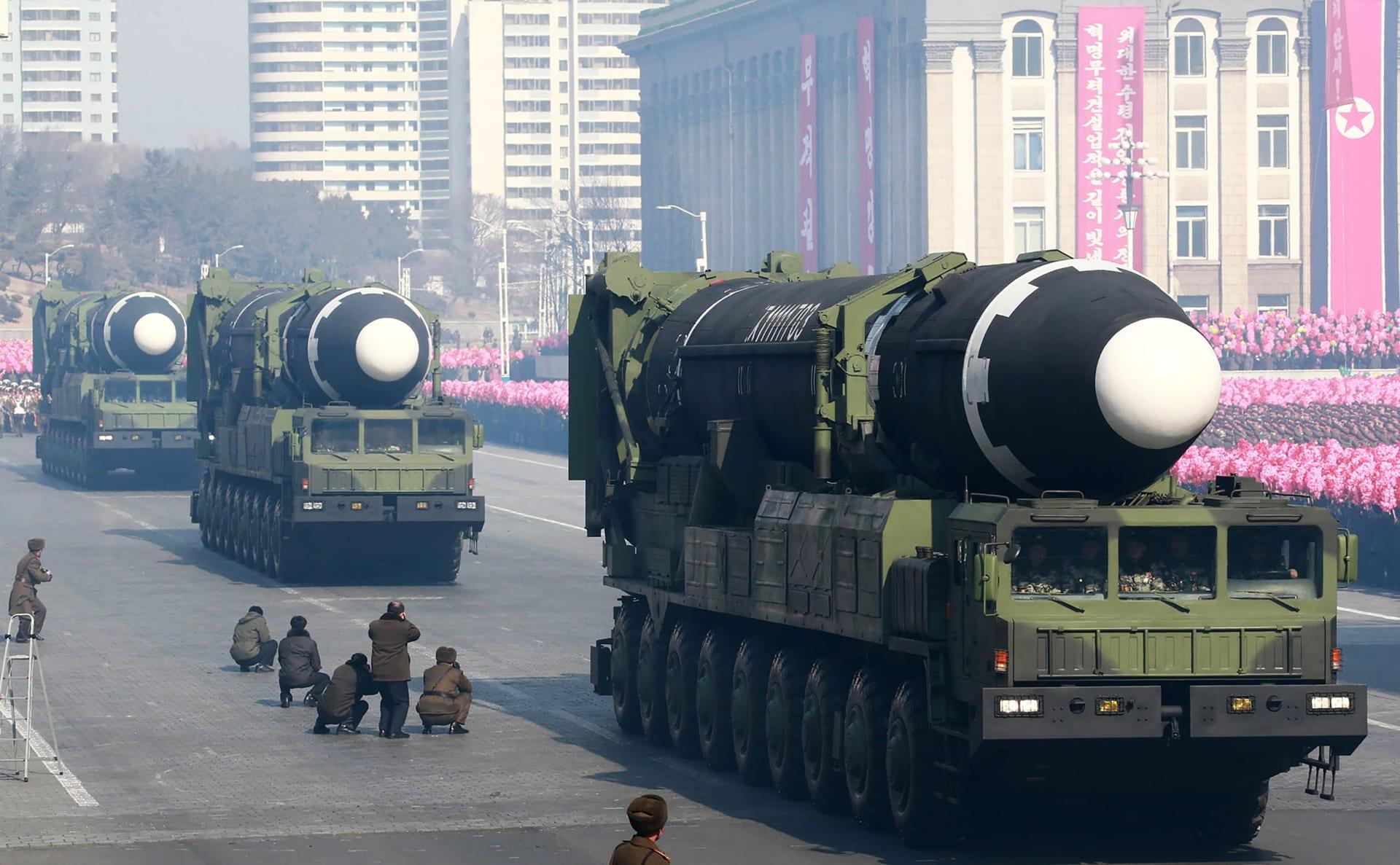 مصادر استخباراتية أمريكية تكشف تقييمها لتطور برنامج كوريا الشمالية النووي منذ نوفمبر