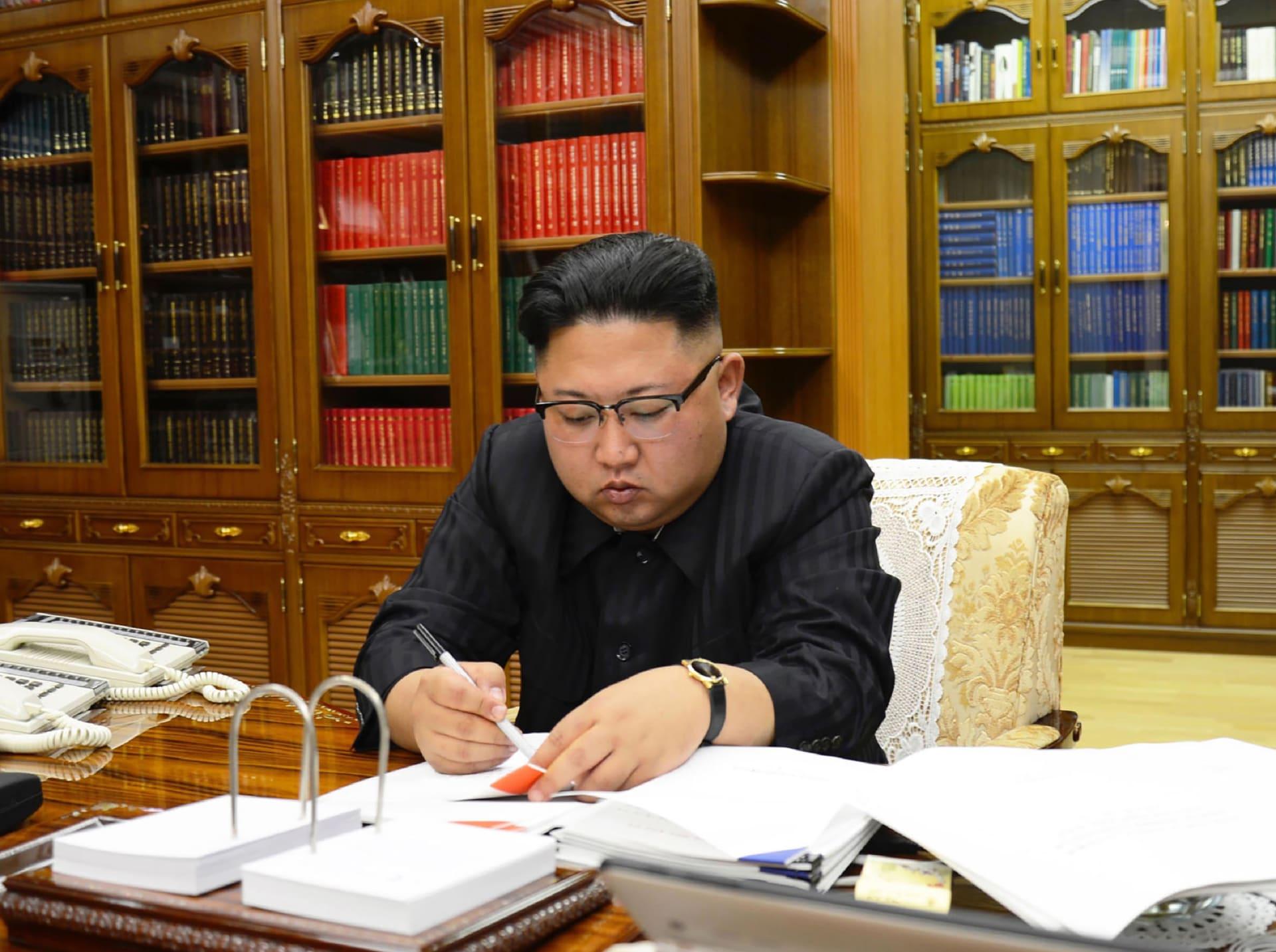 سيؤول: كيم جونغ أون سيجري اجتماعاً مع وفد كوريا الجنوبية
