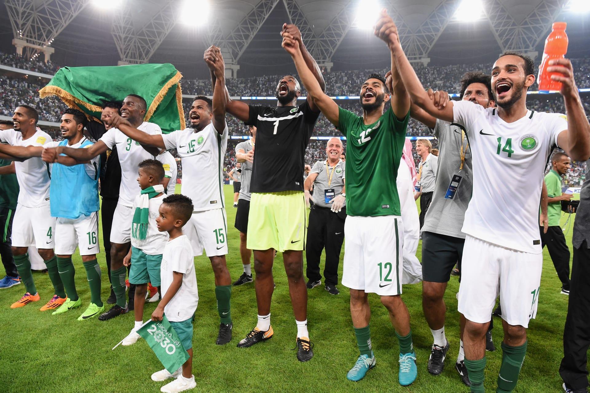 السعودية على موعد مع رقم آسيوي تاريخي حين تواجه روسيا بافتتاح كأس العالم