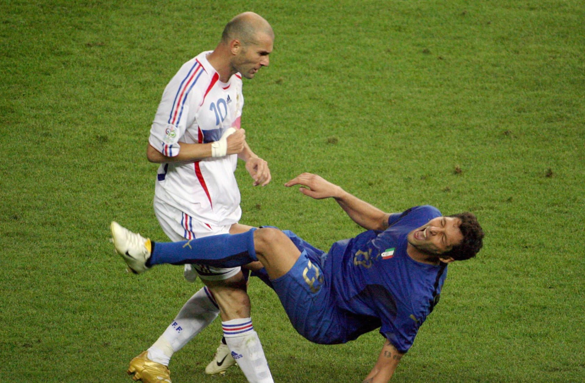 """حكاية مونديال 2006: زيدان ينهي مسيرته بـ""""نطحة"""" ومعركة كروية بين البرتغال وهولندا"""