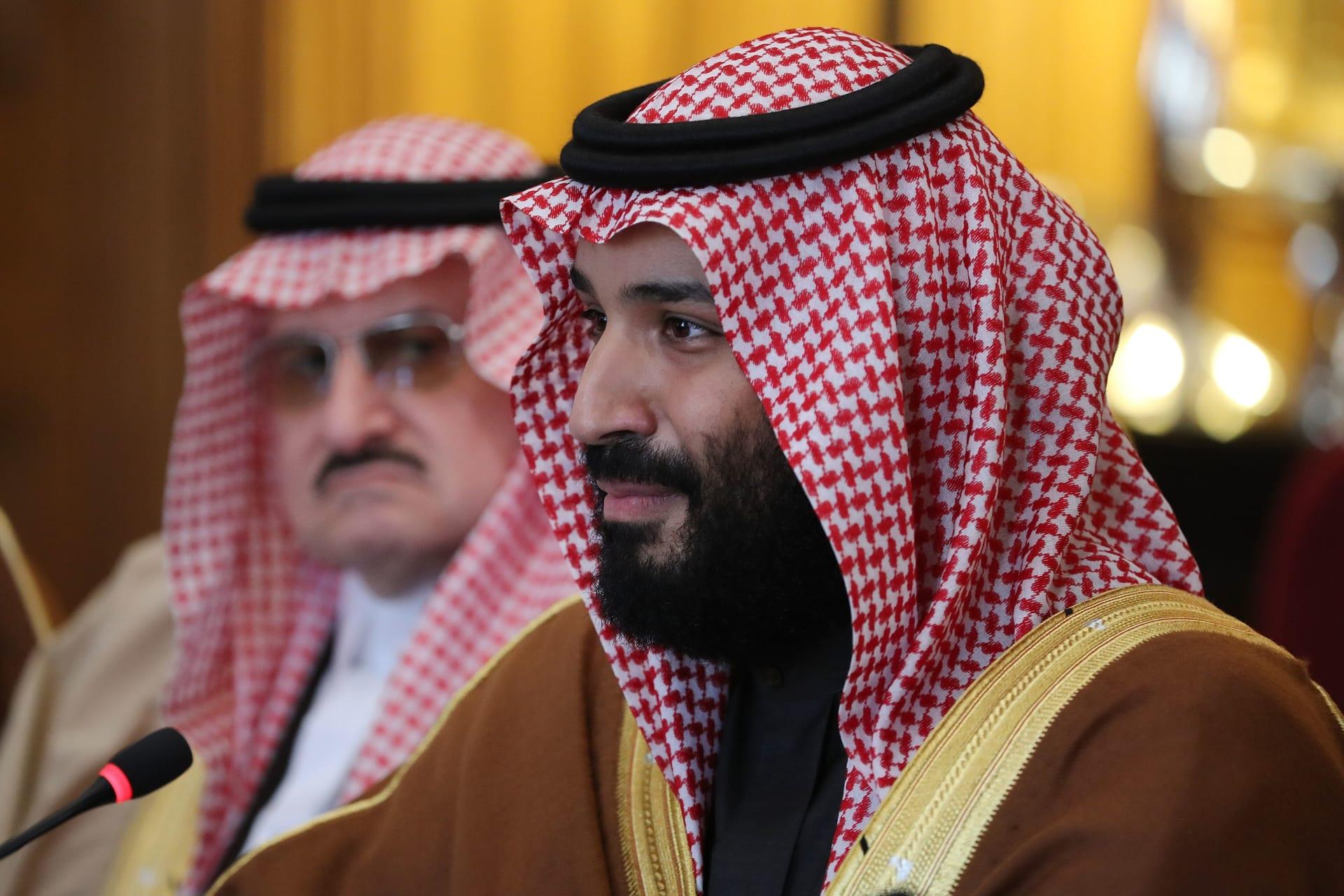 ولي العهد السعودي يلتقي ترامب في 20مارس بواشنطن