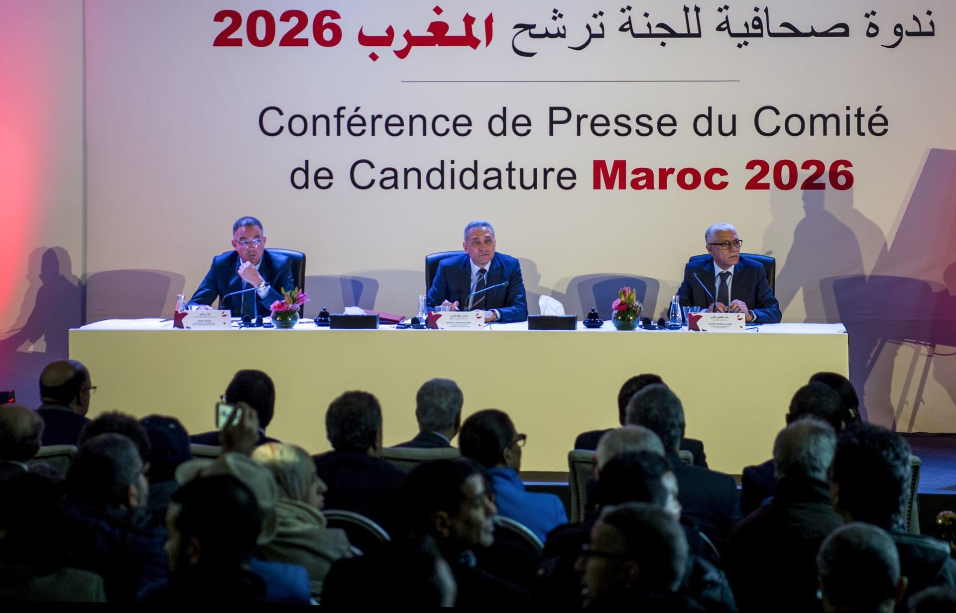 تركي آل الشيخ: سنبحث عن مصلحة السعودية قبل دعم أحد ملفات مونديال 2026
