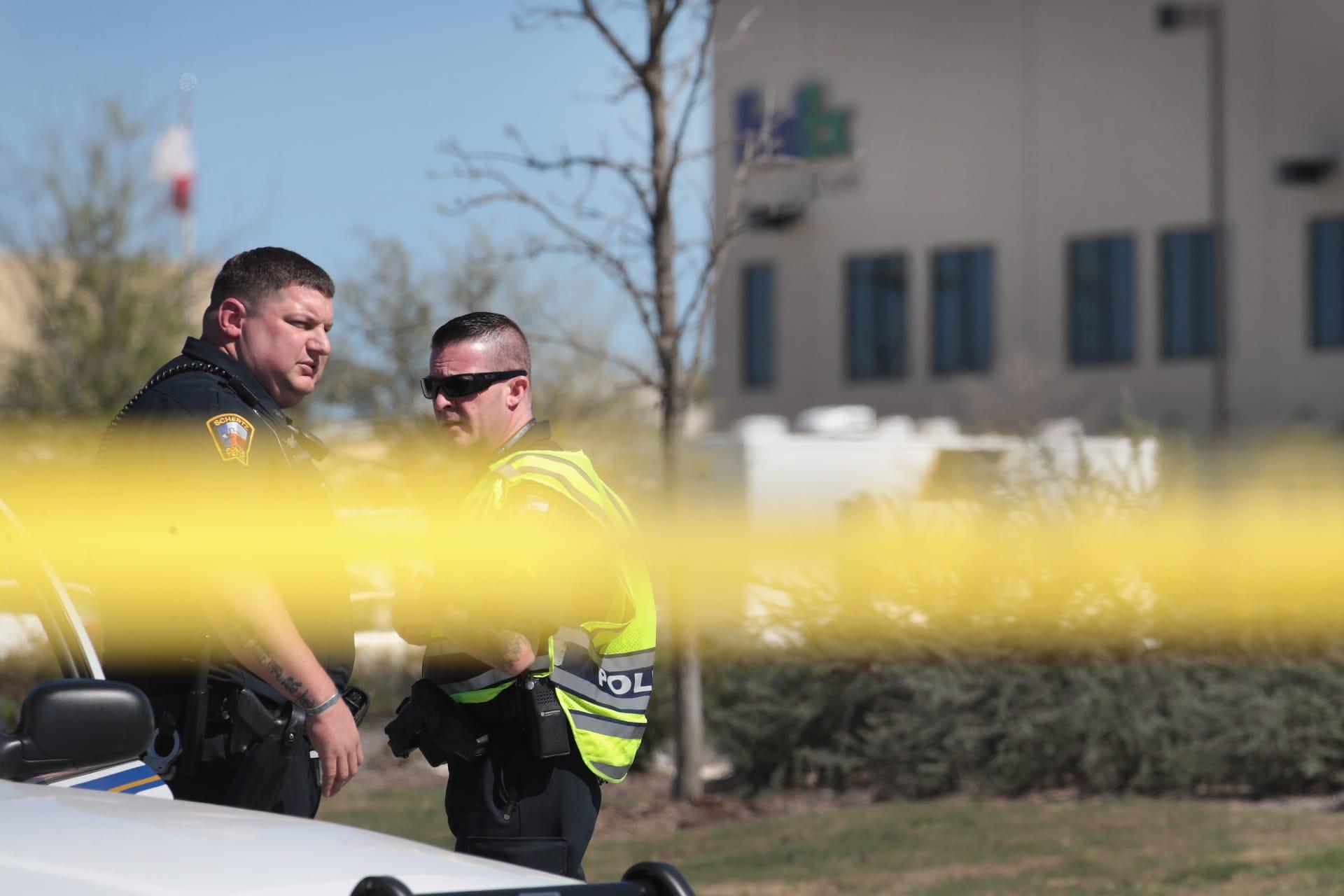 السلطات الامنية الامريكية: المشتبه بتنفيذ تفجيرات تكساس فجّر نفسه داخل مركبته