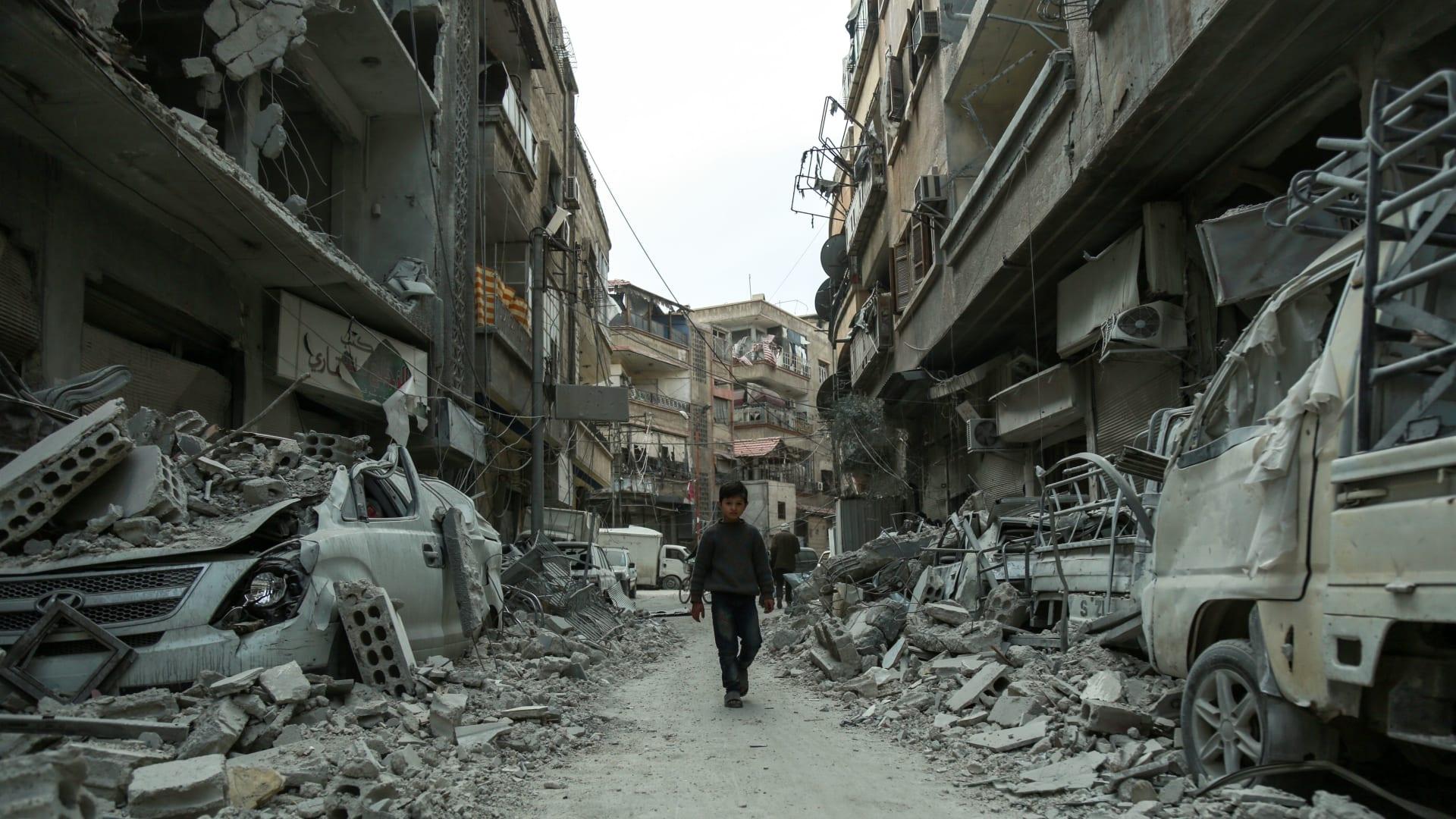 المنظمات الإنسانية محذّرة من تفاقم وضع الهاربين من الغوطة الشرقية: الأسوأ قادم