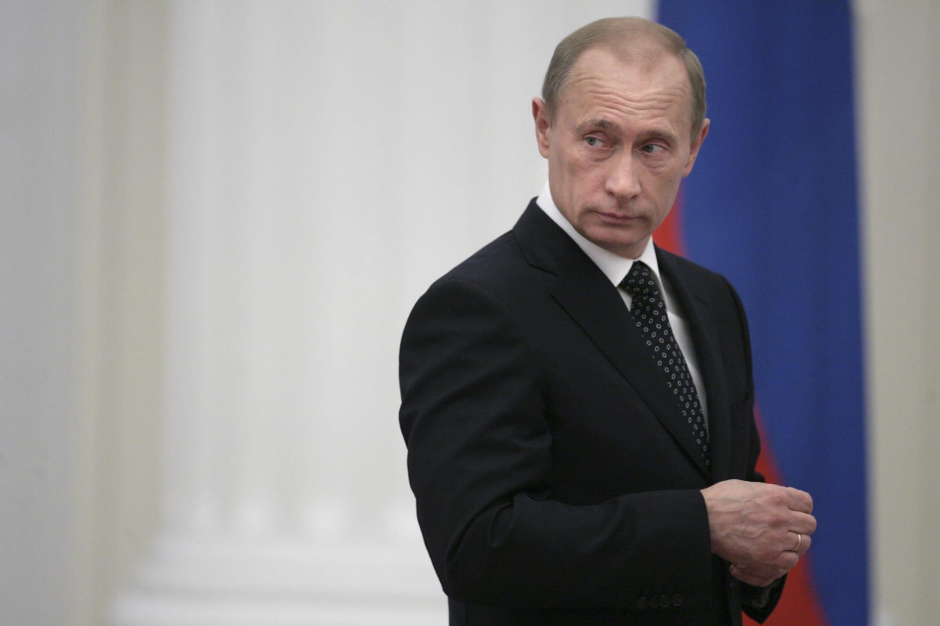 """بوتين يحذر من """"القدرات المدمّرة"""" لتنظيم """"داعش"""""""