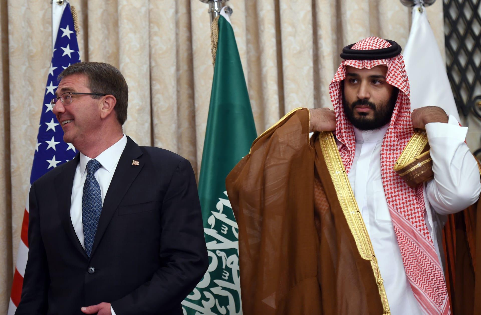 ولي عهد السعودية: أمريكا اقترفت خطأين.. وسوريا جزء من نفوذ روسيا