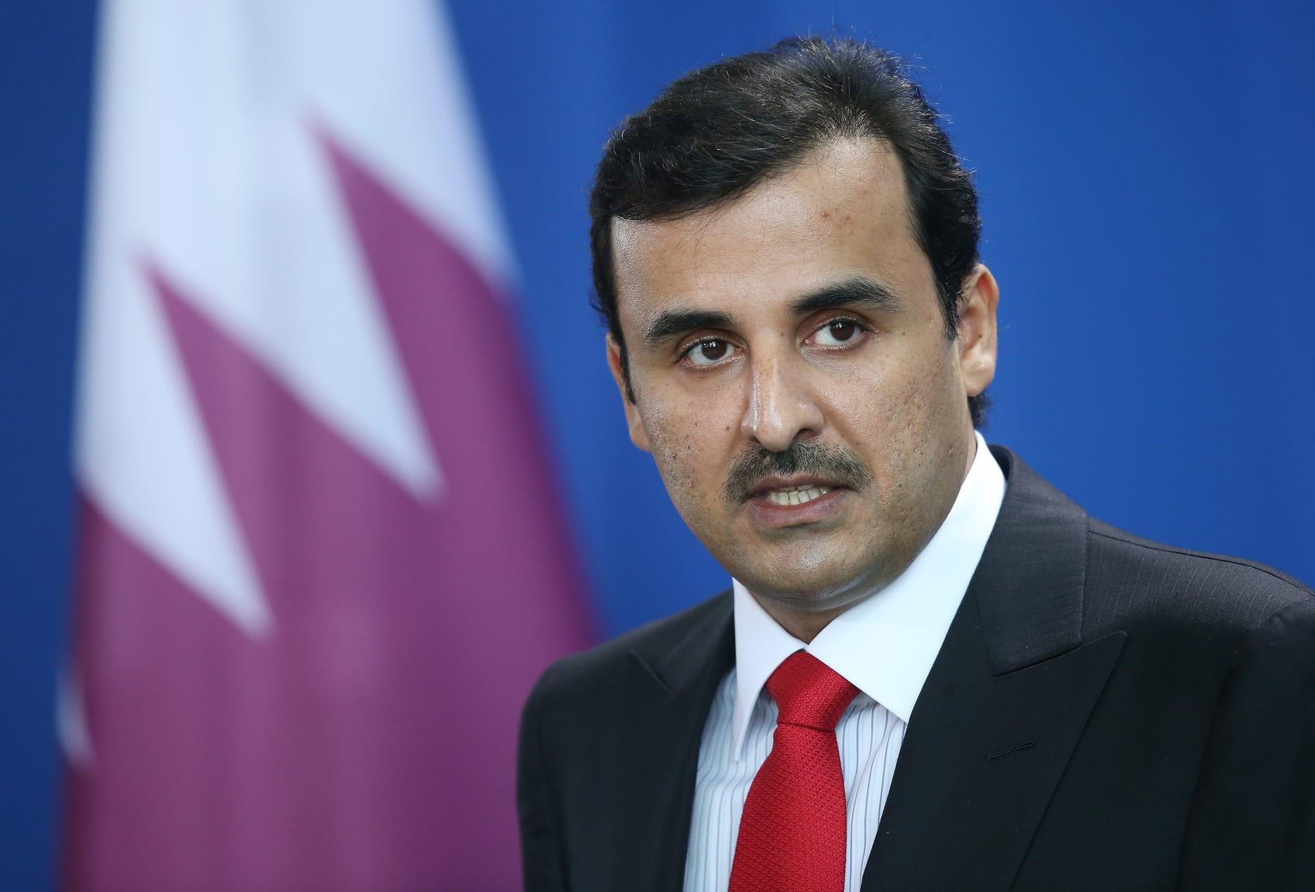 ما الذي سيبحثه أمير قطر بزيارته للولايات المتحدة؟