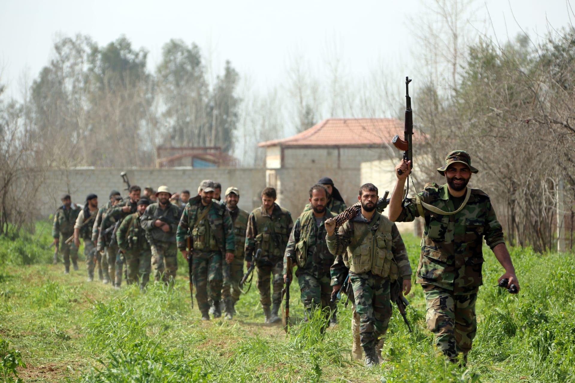 مصدر بخارجية سوريا: ذريعة استخدام الكيماوي بدوما كان مخططا لها