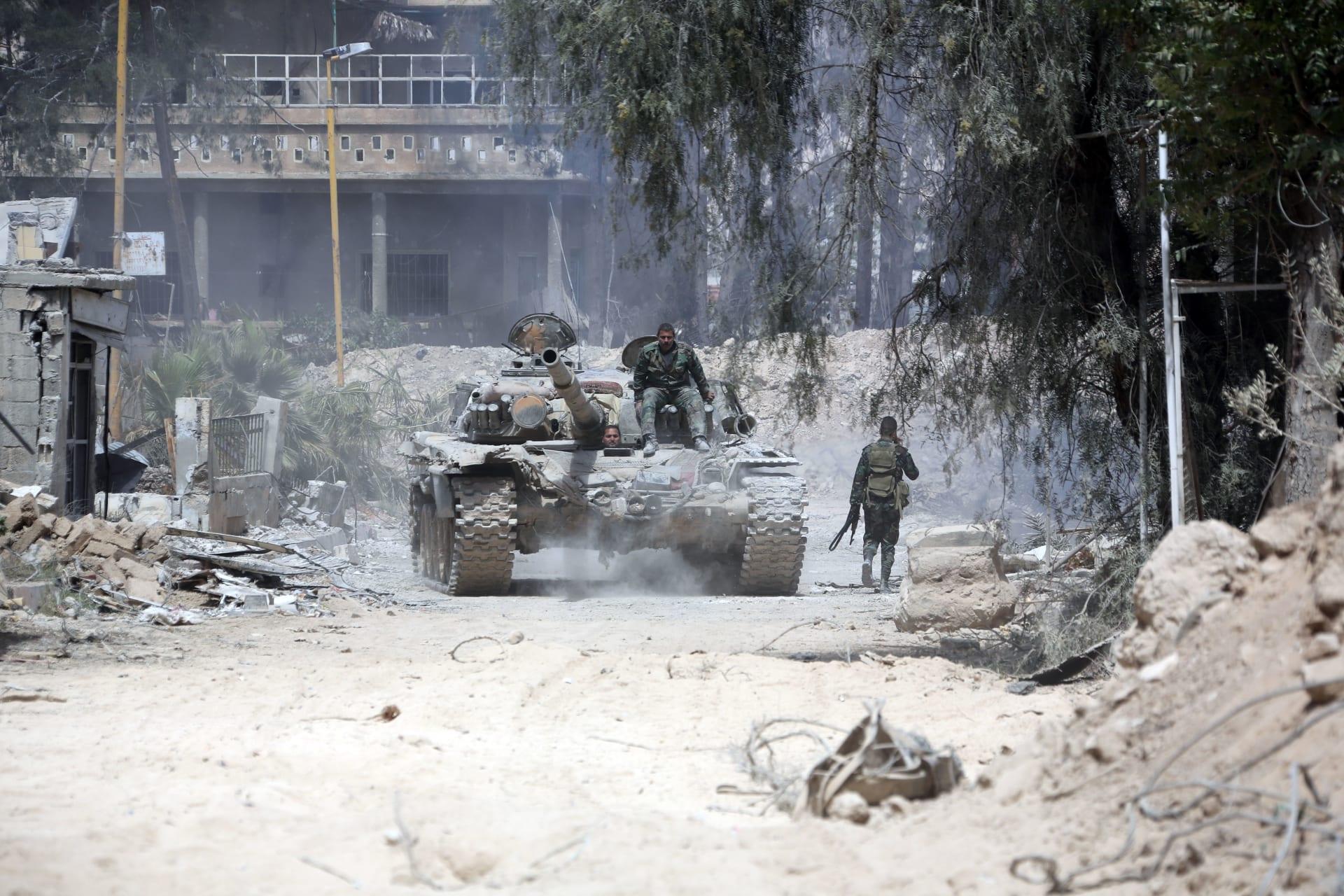 جلسة طارئة لمجلس الأمن لمناقشة الهجوم الكيماوي على الغوطة