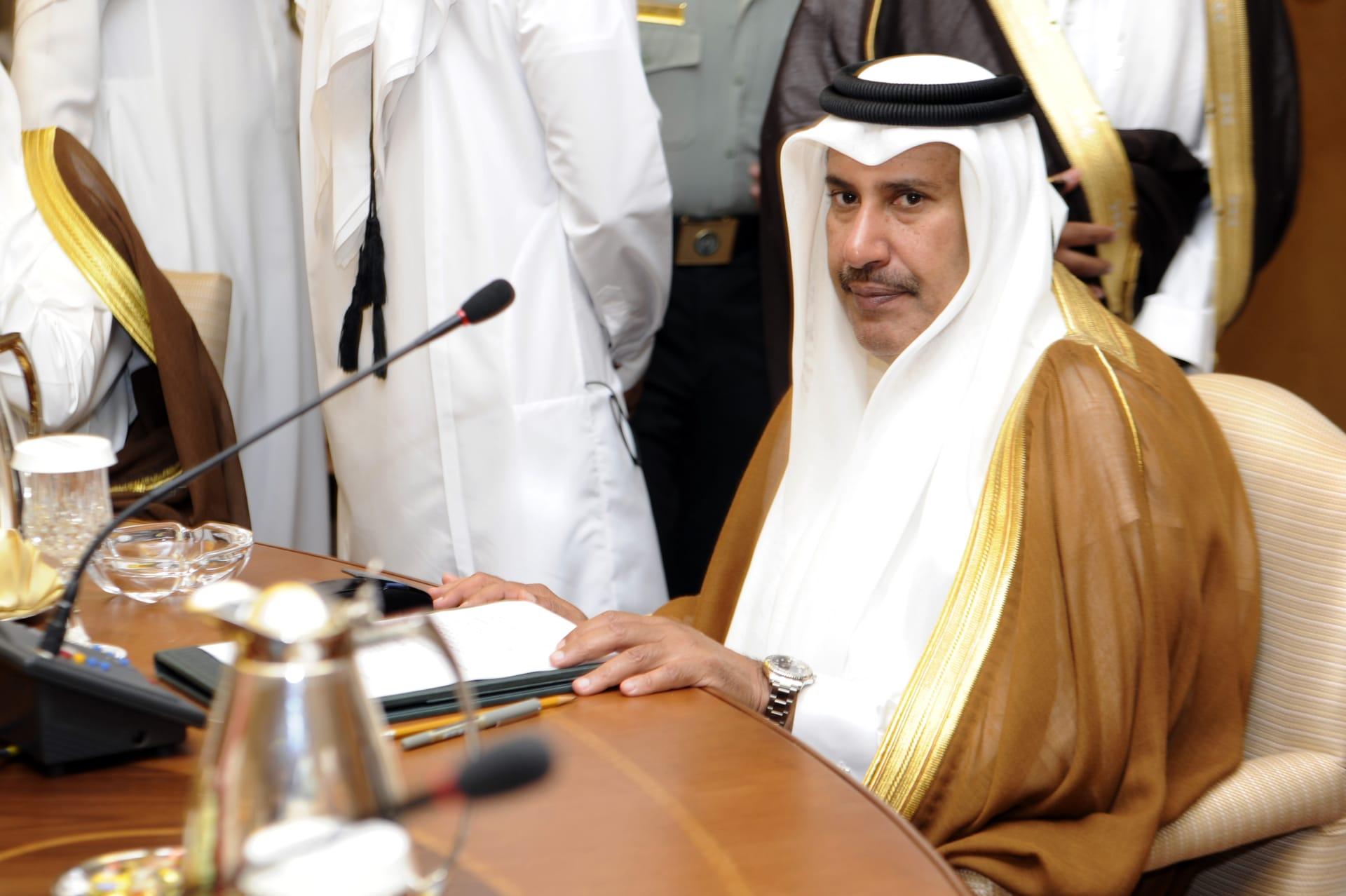 رئيس وزراء قطر السابق: احتمالان لما يحدث بسوريا بين القوى الكبرى