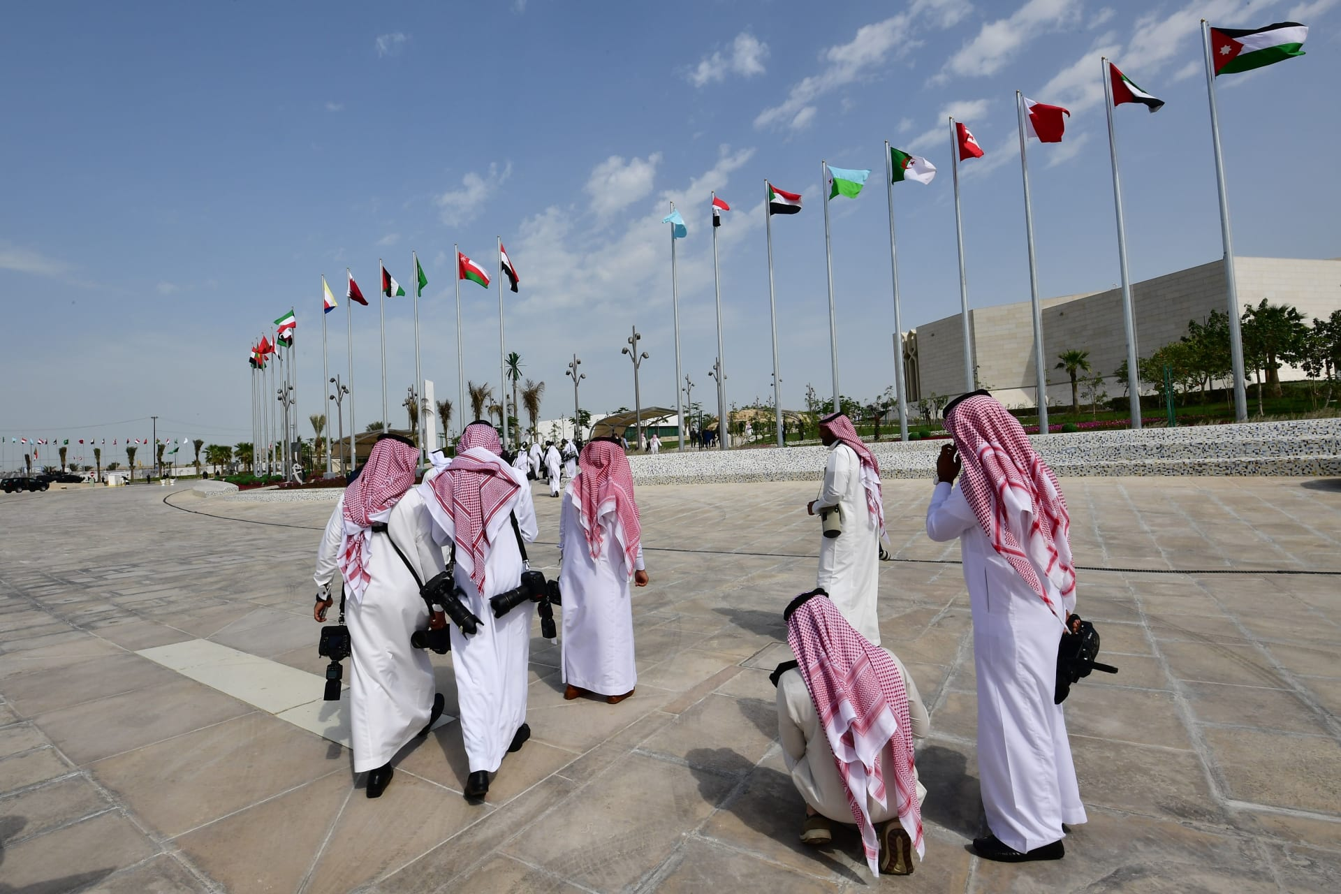 """إليكم أبرز ما ورد في الجلسة الافتتاحية للقمة العربية 29.. """"قمة القدس"""""""