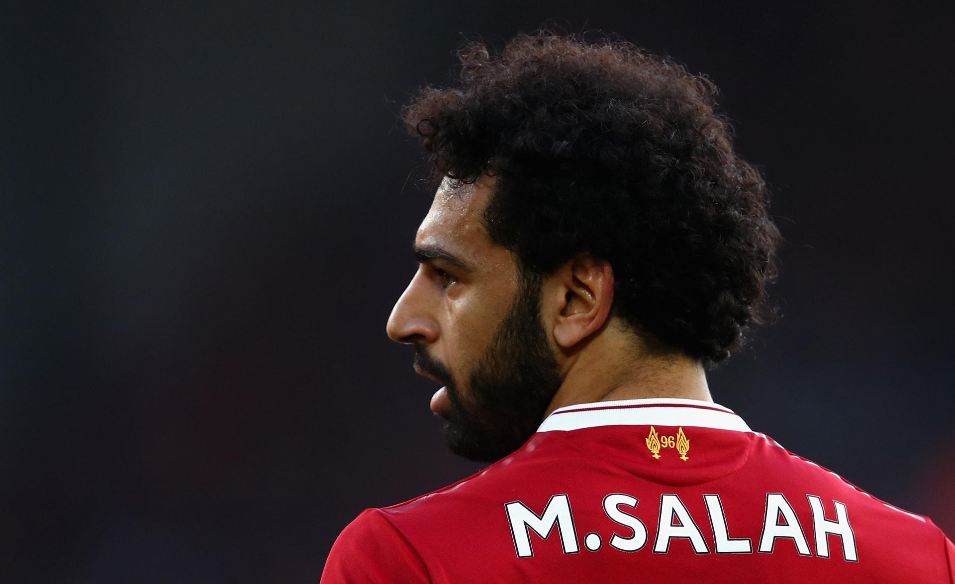 قائد ليفربول يكشف دعابة محمد صلاح عن هدف هاري كين أمام ستوك
