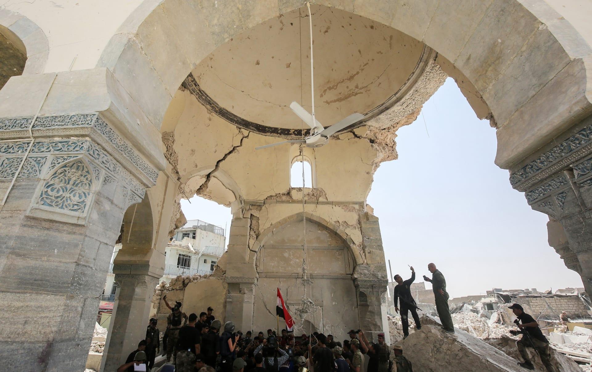 الإمارات تطلق مشروع إعادة بناء مسجد النوري في الموصل