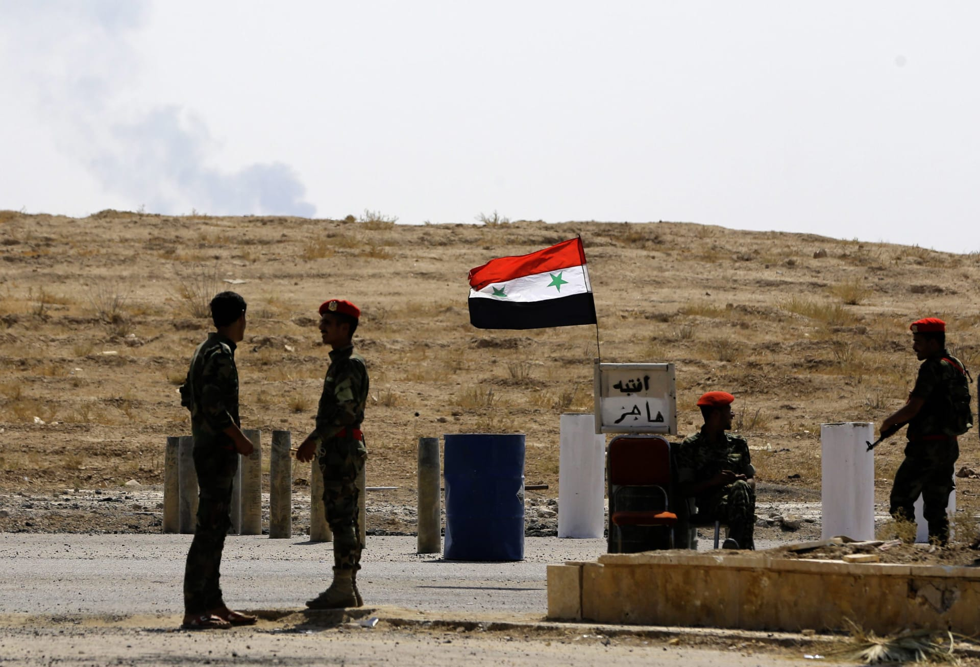 النظام السوري يعلن السيطرة على 4 قرى شرقي نهر الفرات