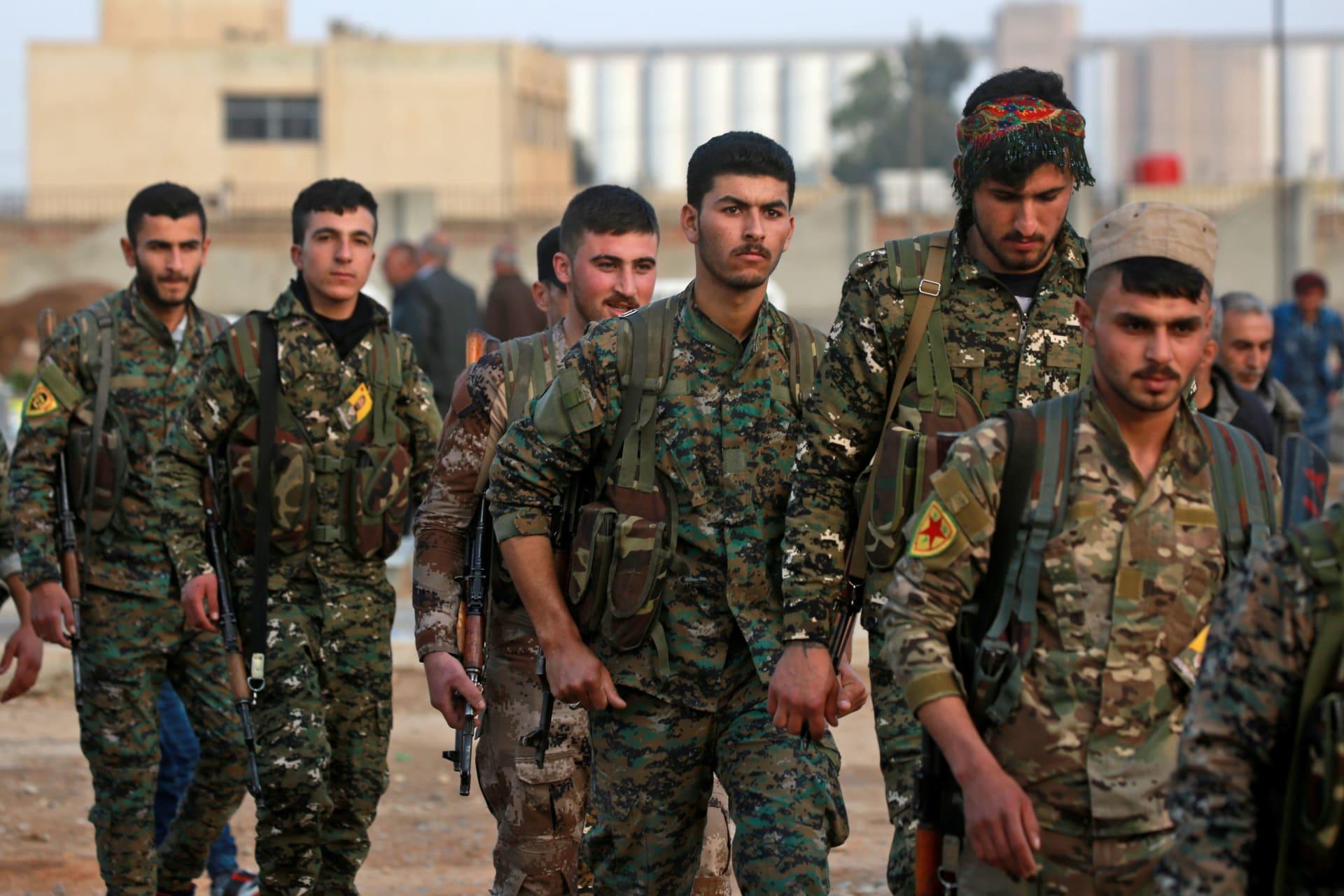 التحالف الدولي: قوات سوريا الديمقراطية استعادت القرى التي خسرتها