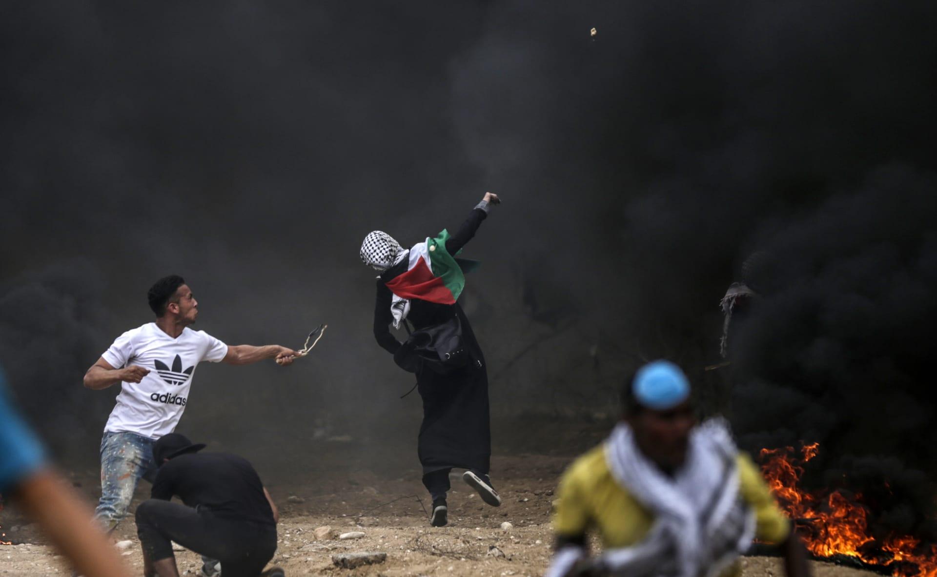 مقتل 3 فلسطينيين حاولوا عبور حدود قطاع غزة مع إسرائيل