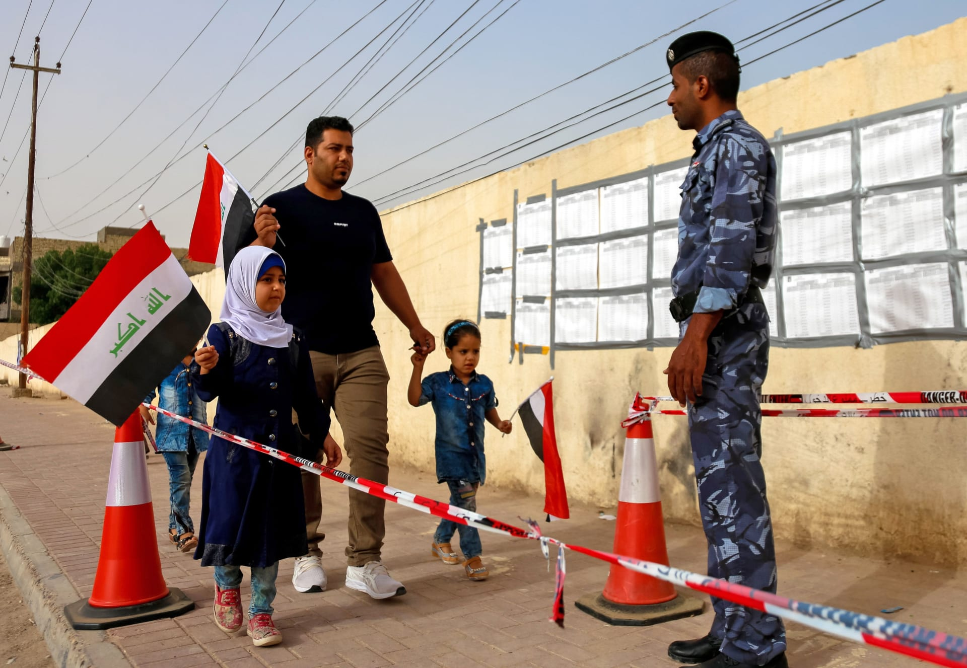 ائتلاف الوطنية بقيادة إياد علاوي يطالب بإعادة إجراء الانتخابات