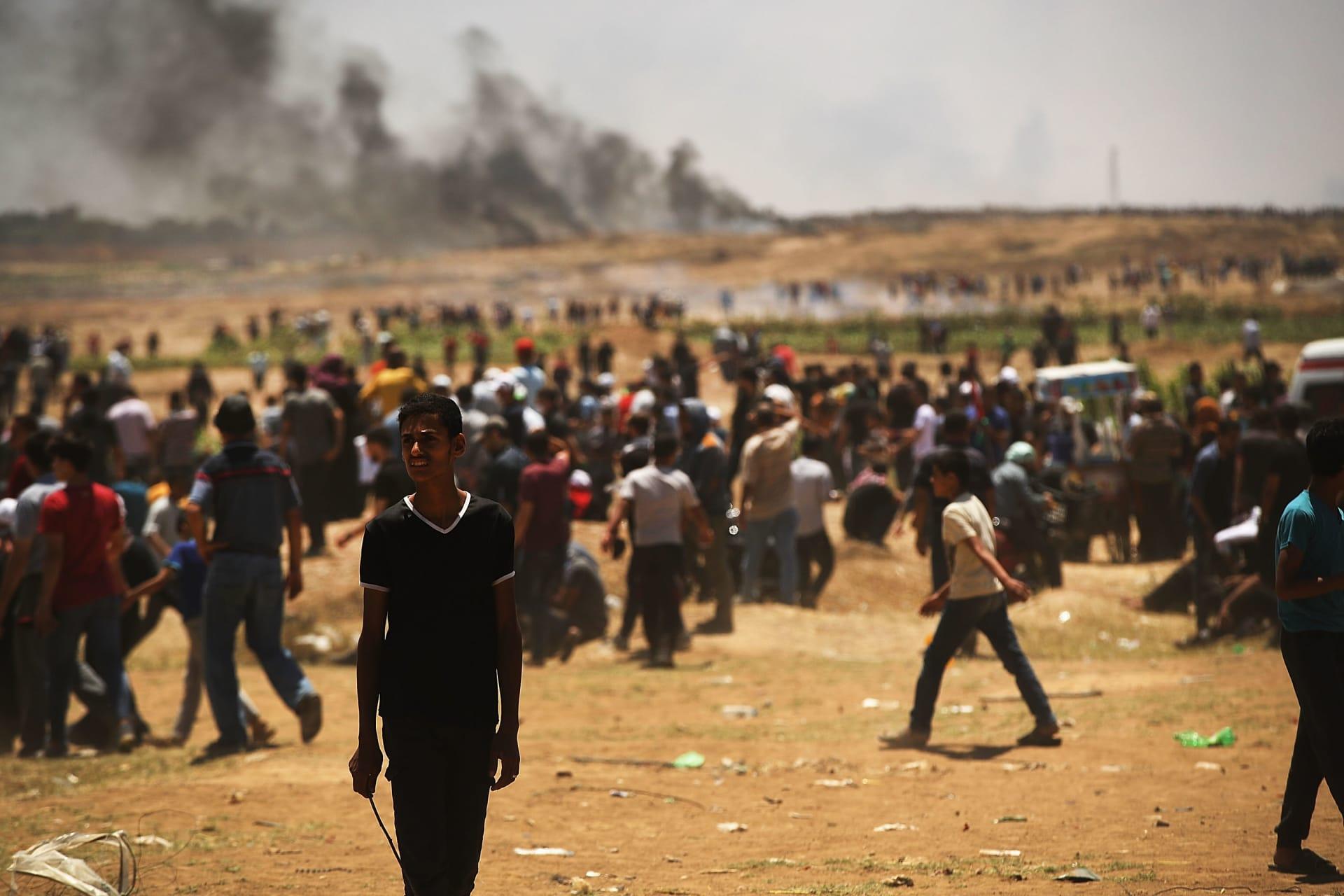 البيت الأبيض يحمّل حماس مسؤولية مقتل عشرات الفلسطينيين في غزة
