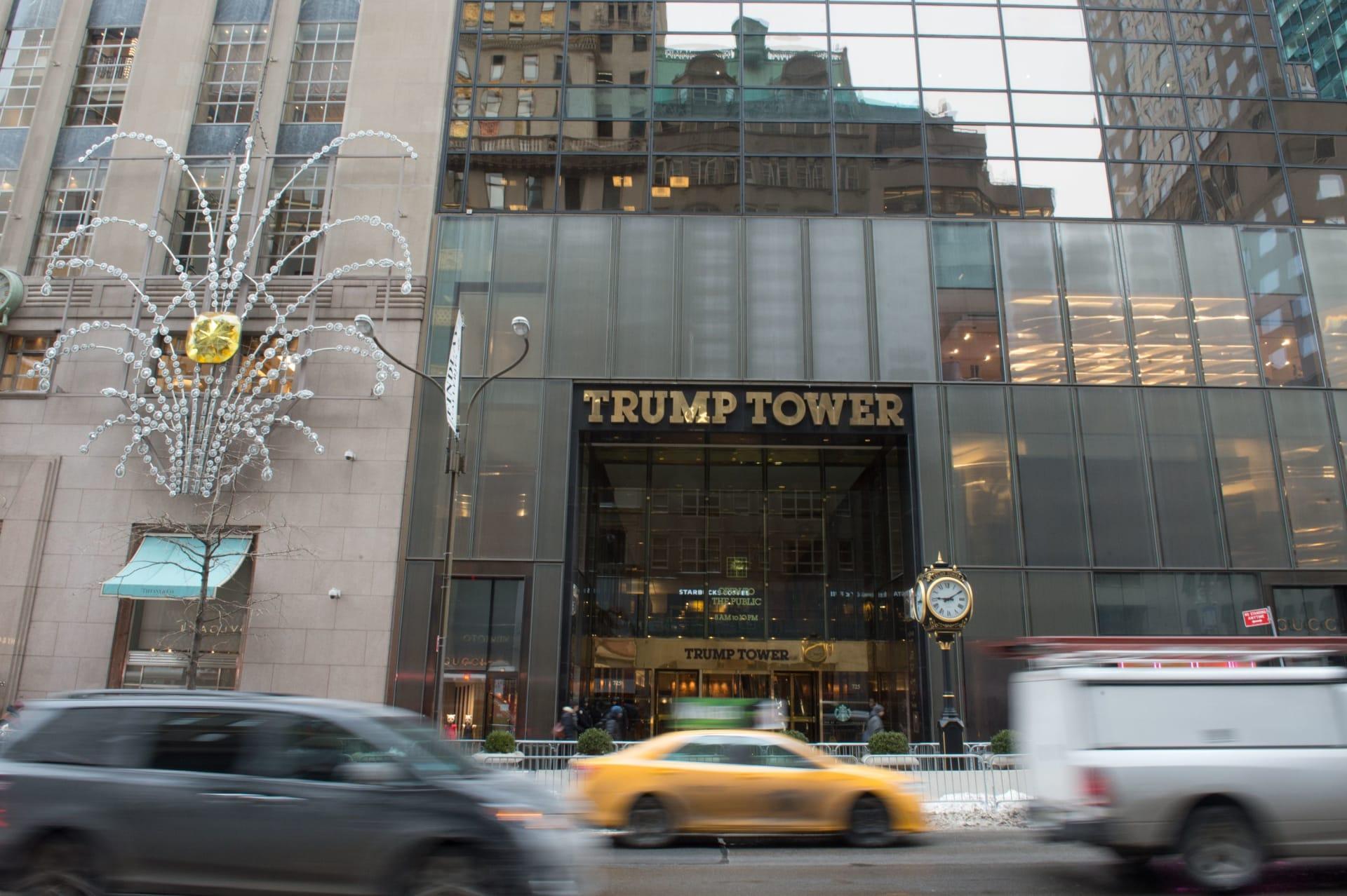 """من هو المستثمر القطري الذي حضر اجتماعات """"برج ترامب"""" في 2016؟"""