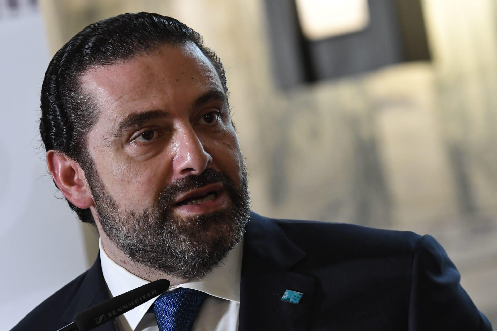 الخارجية السعودية: ما ذكره الرئيس الفرنسي عن احتجازنا للحريري غير صحيح