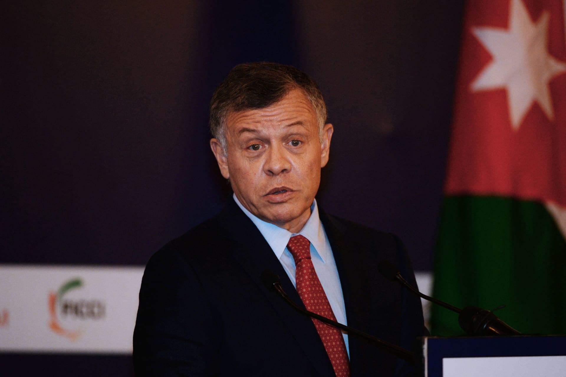 العاهل الأردني: ليس من العدل أن يتحمل المواطن وحده تداعيات الإصلاحات المالية