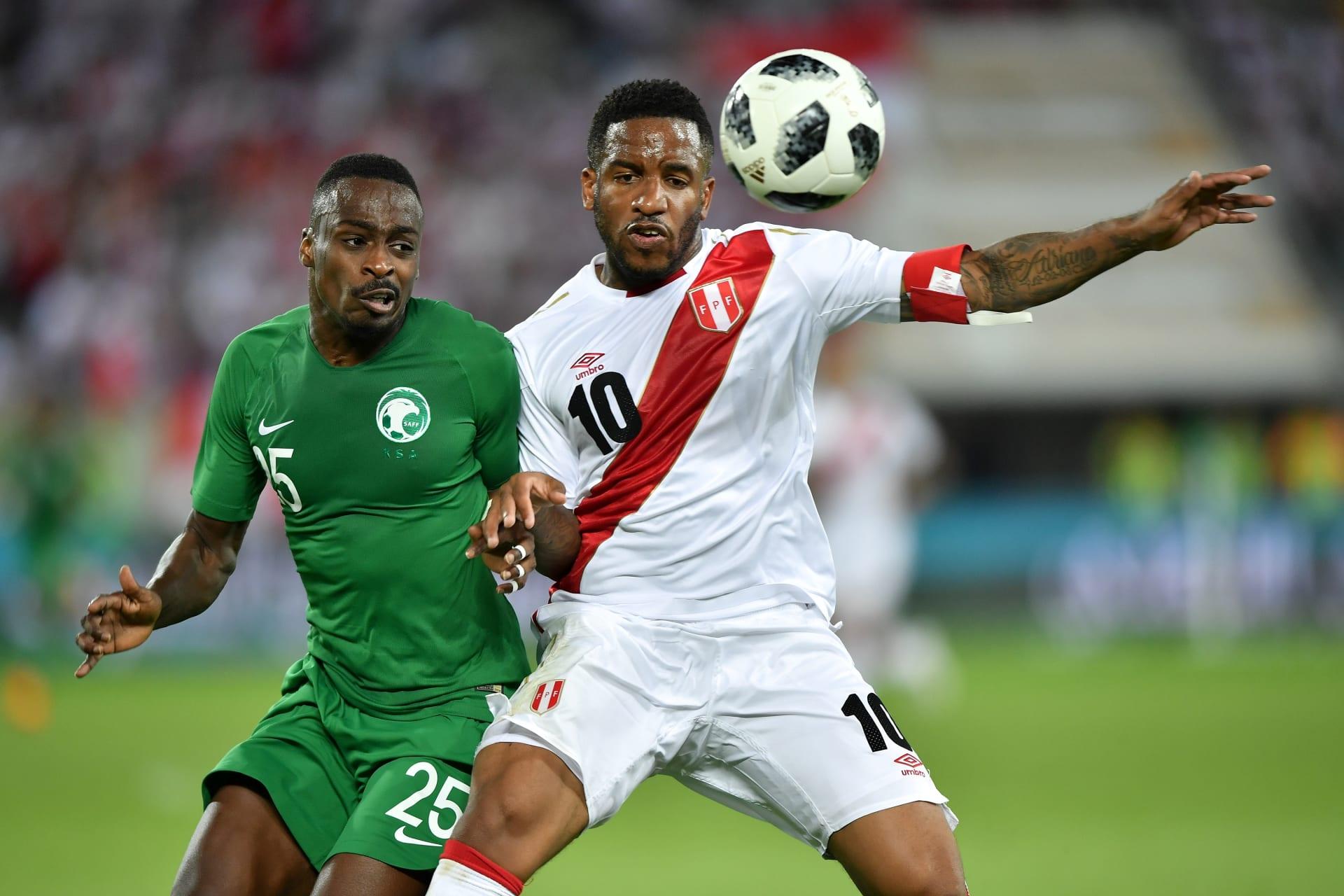 السعودية تخسر أمام بيرو خلال استعداداتها لكأس العالم 2018