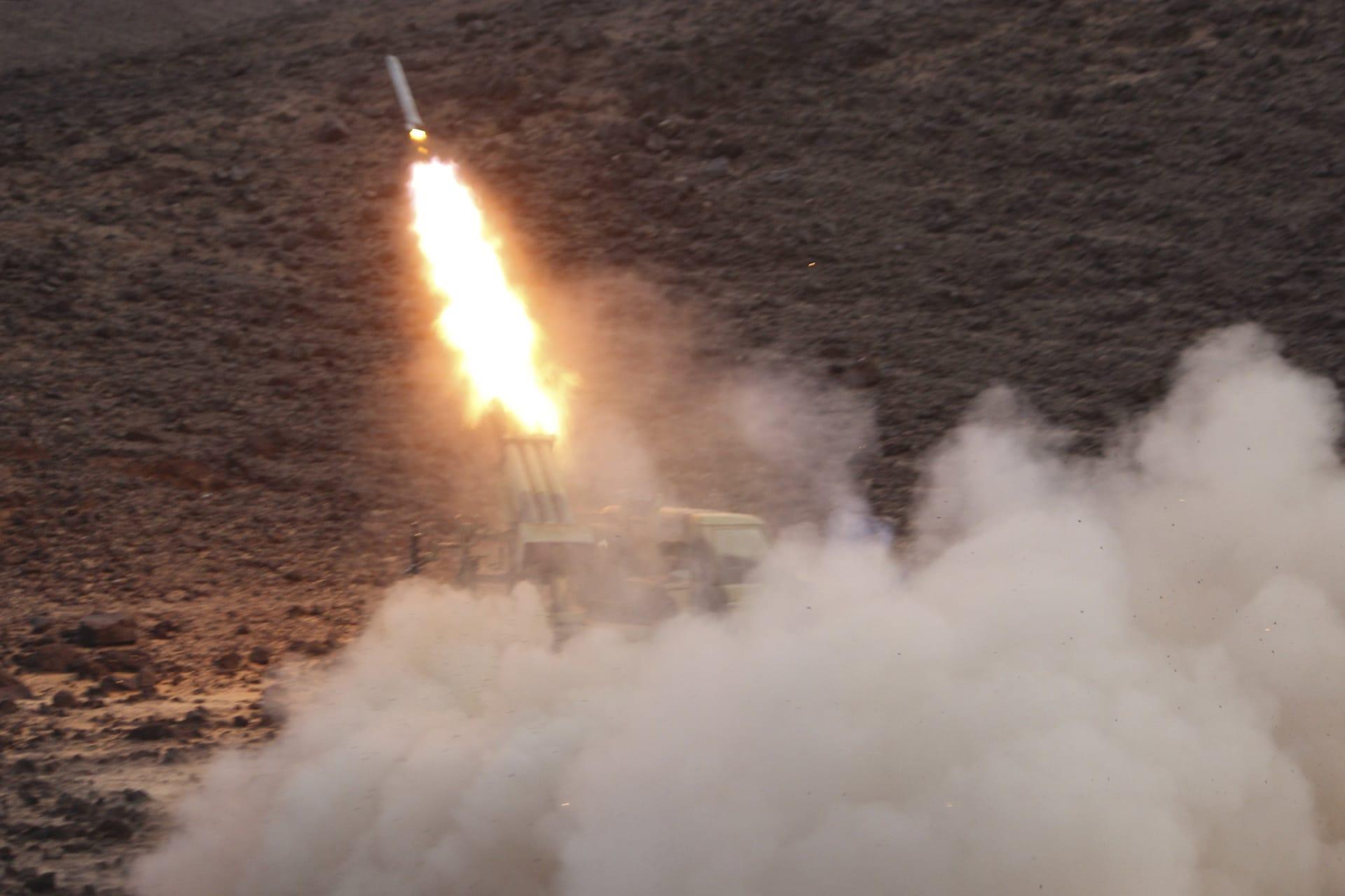 السعودية: اعتراض صاروخ أطلق من اليمن باتجاه ينبع
