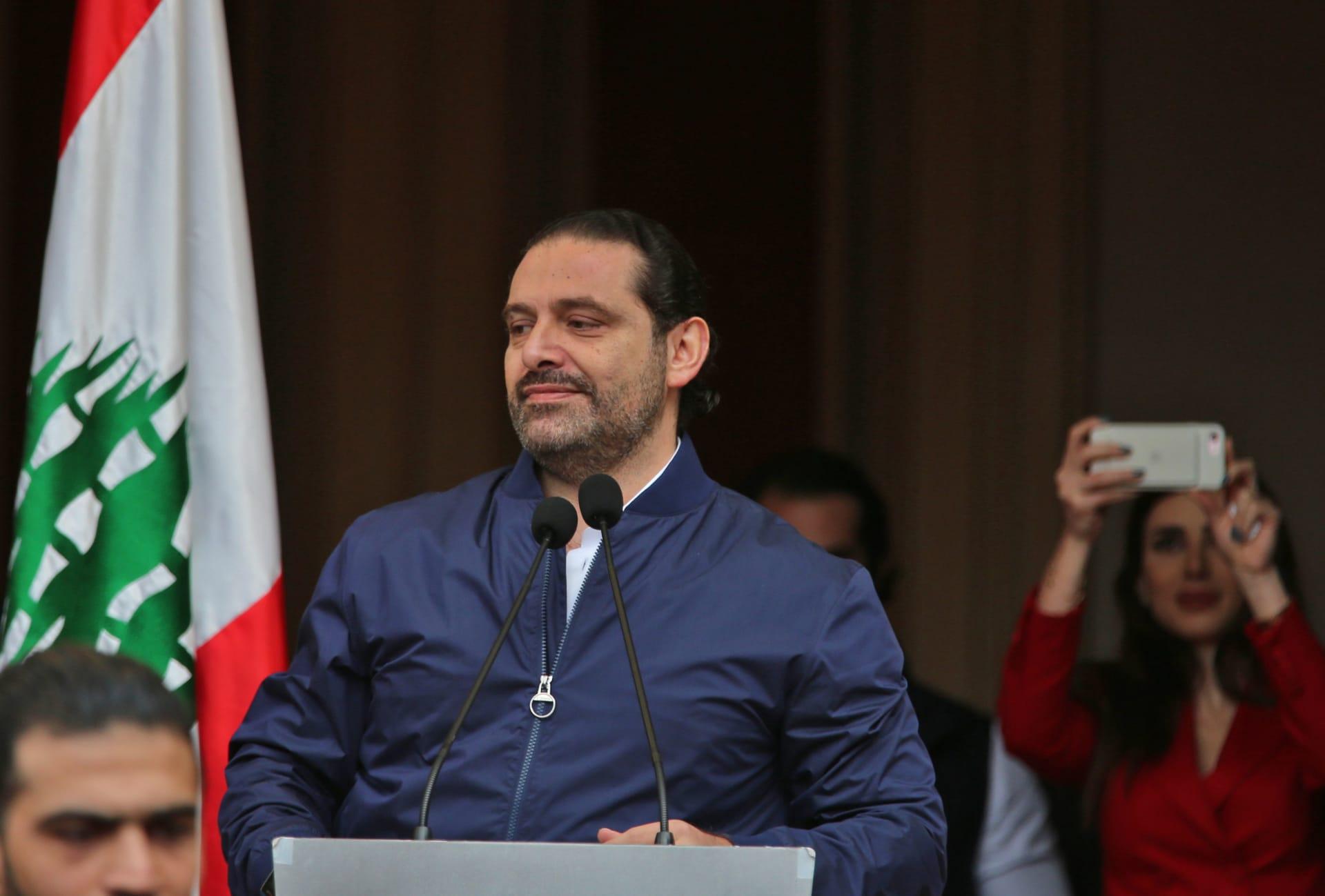 """سعد الحريري: دور محمد بن سلمان """"محوري"""" في دعم استقرار لبنان"""