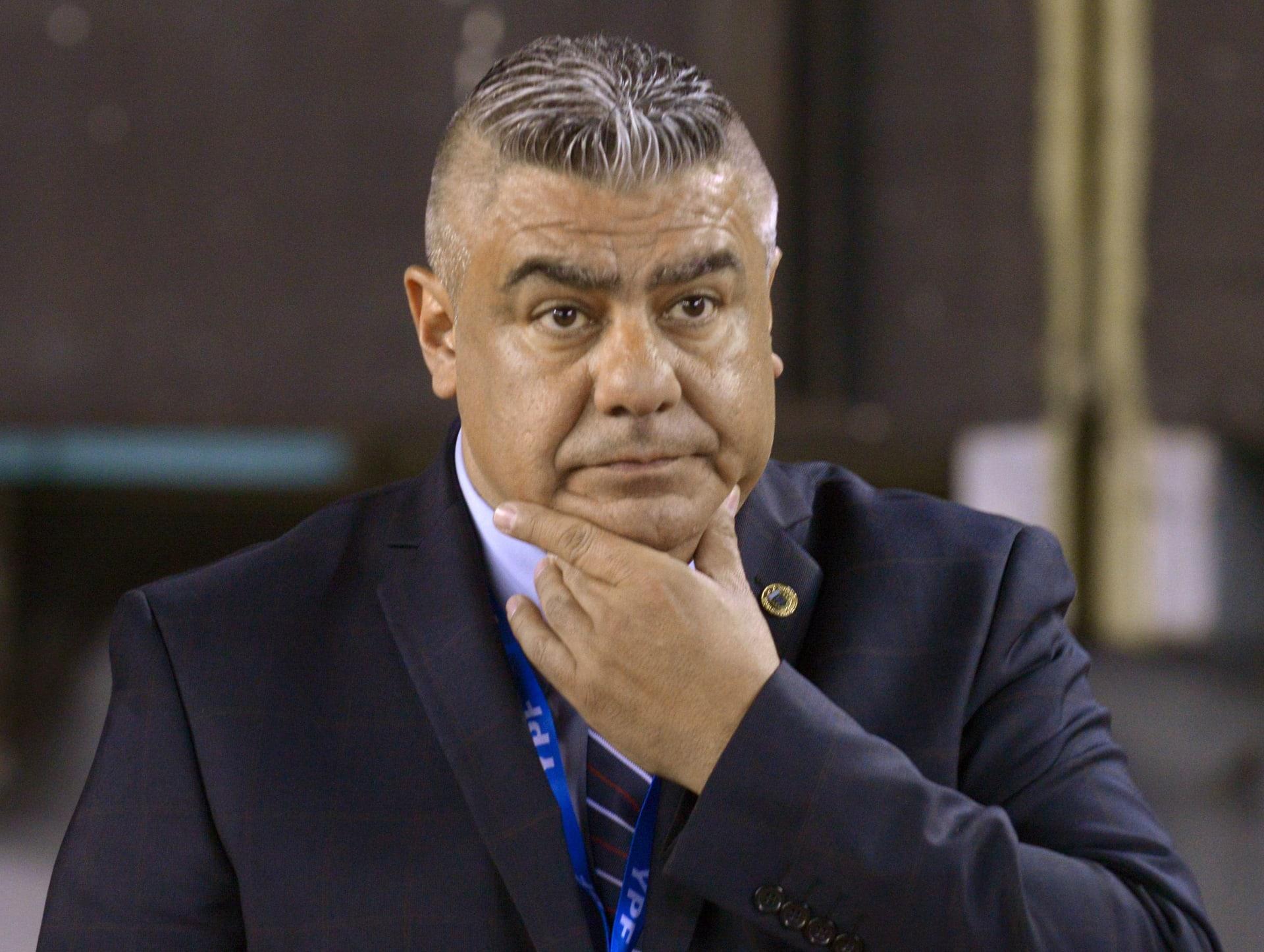 رئيس اتحاد الأرجنتين يكشف سبب إلغاء ودية القدس.. ويعتذر لإسرائيل