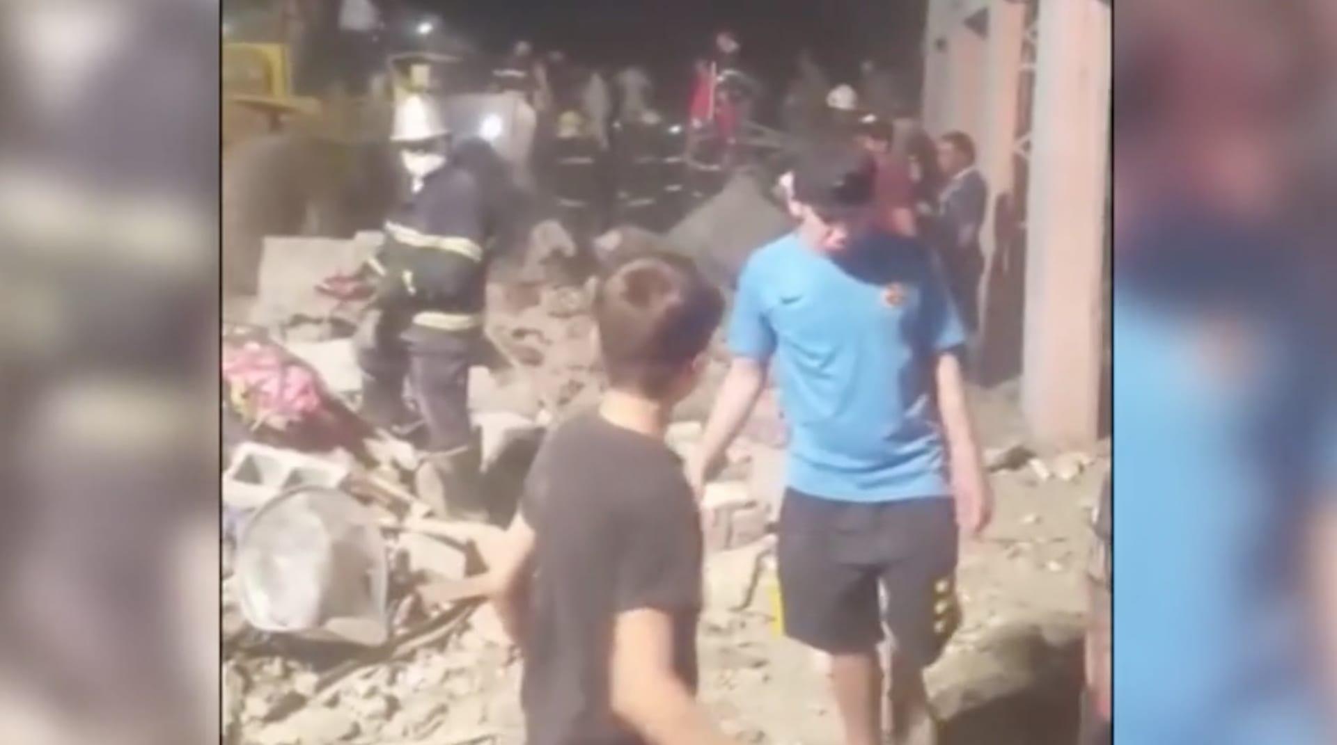 انفجار في مدينة الصدر يخلف عشرات القتلى والجرحى